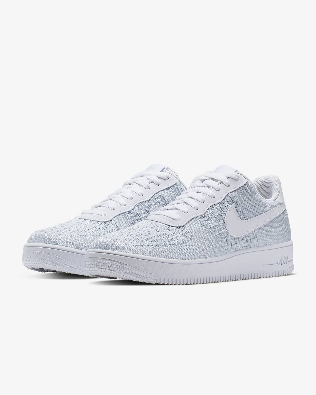 nike air force 1 donna bianche e rosa