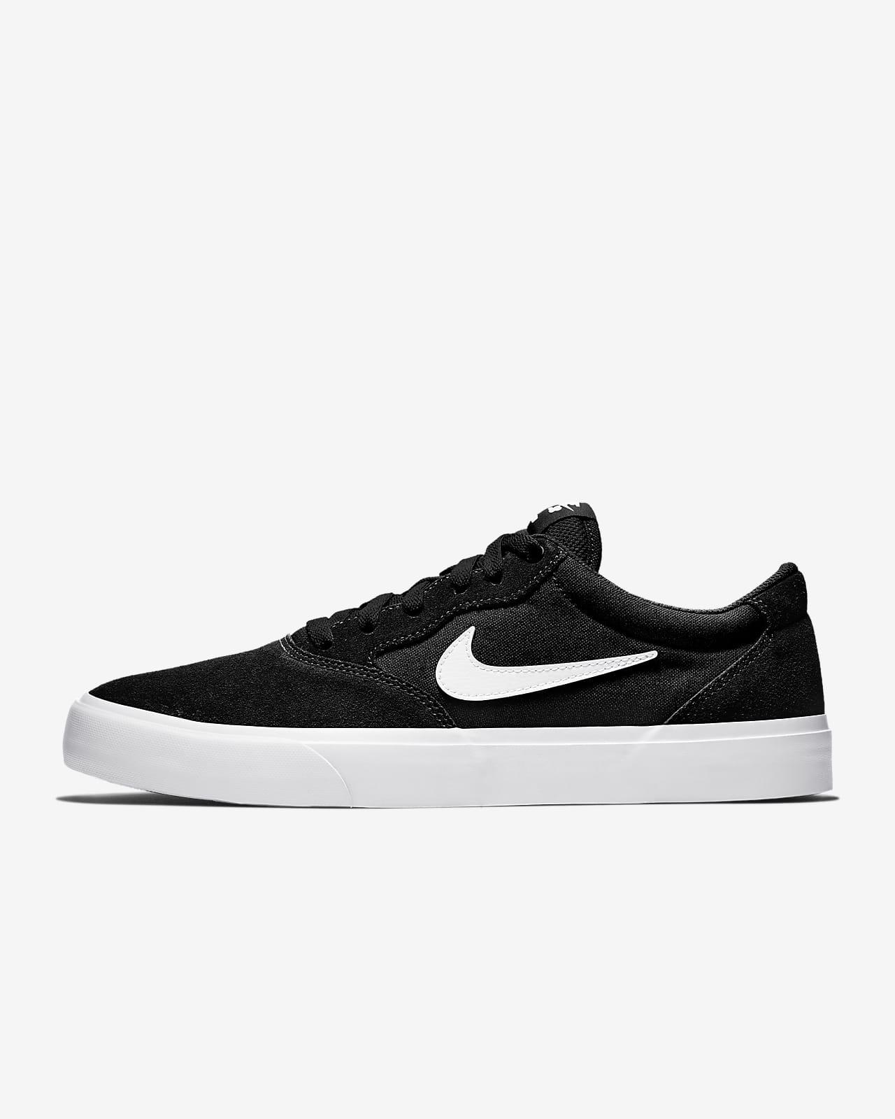 Chaussure de skateboard Nike SB Chron Solarsoft. Nike CH