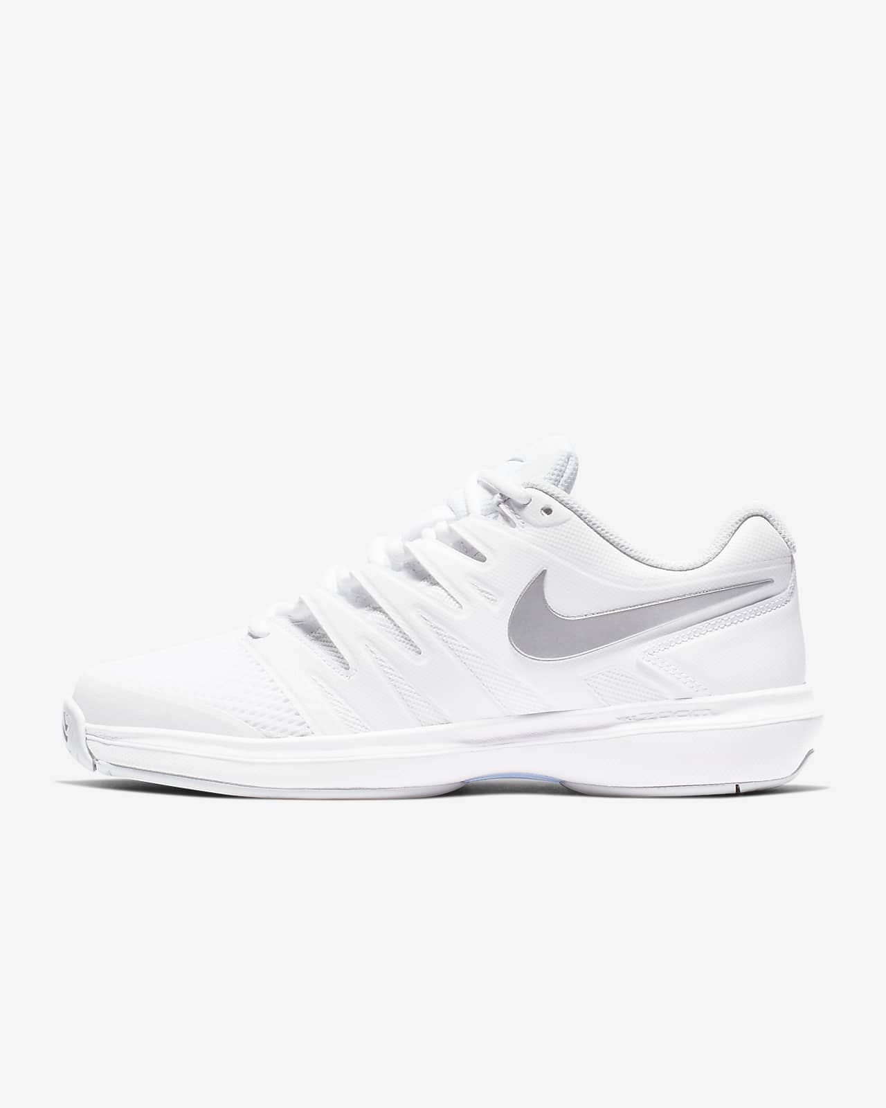 Ordinario Aburrir Espolvorear  NikeCourt Air Zoom Prestige Women's Tennis Shoe. Nike ID