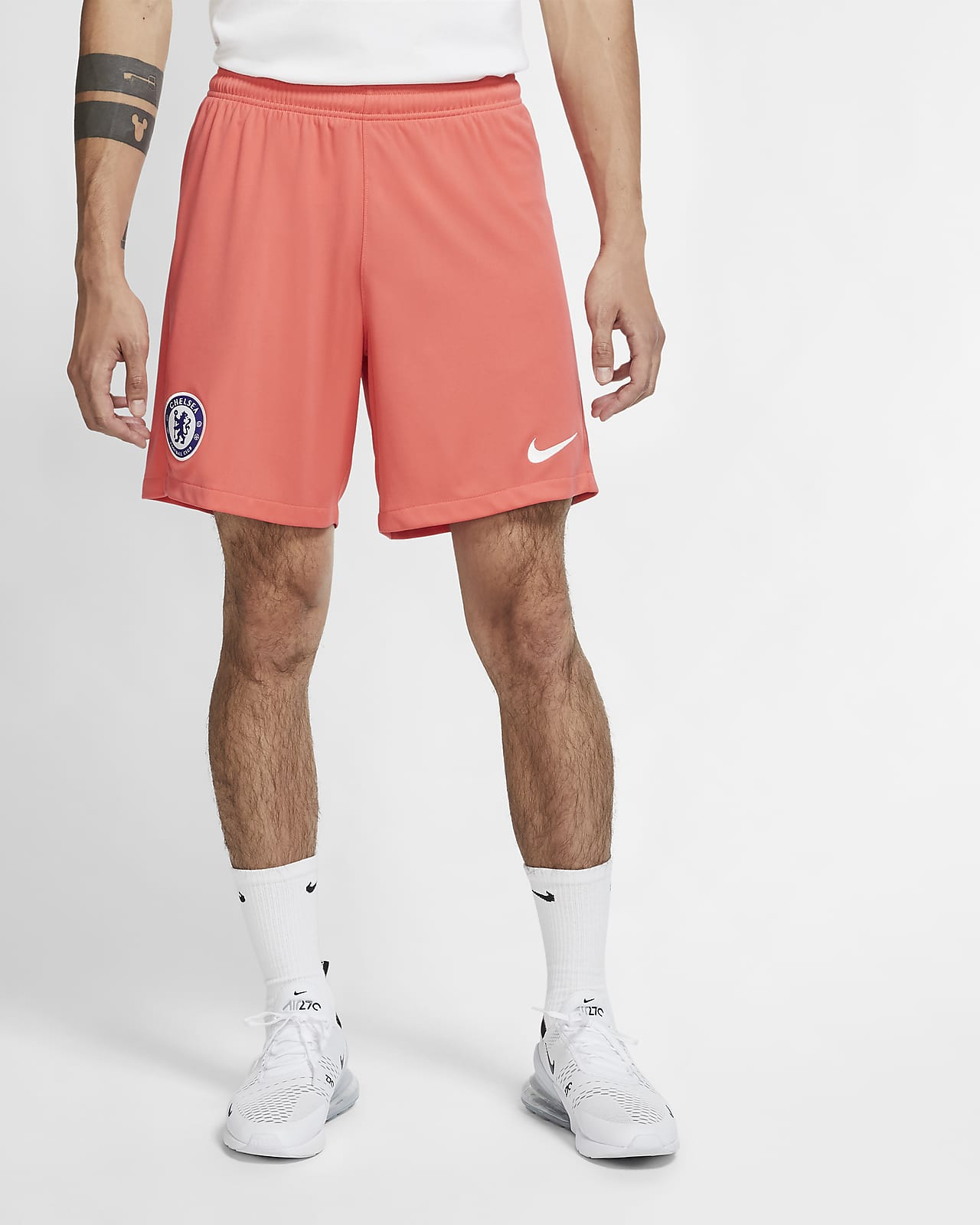 Chelsea F.C. 2020/21 Stadium Third Men's Football Shorts