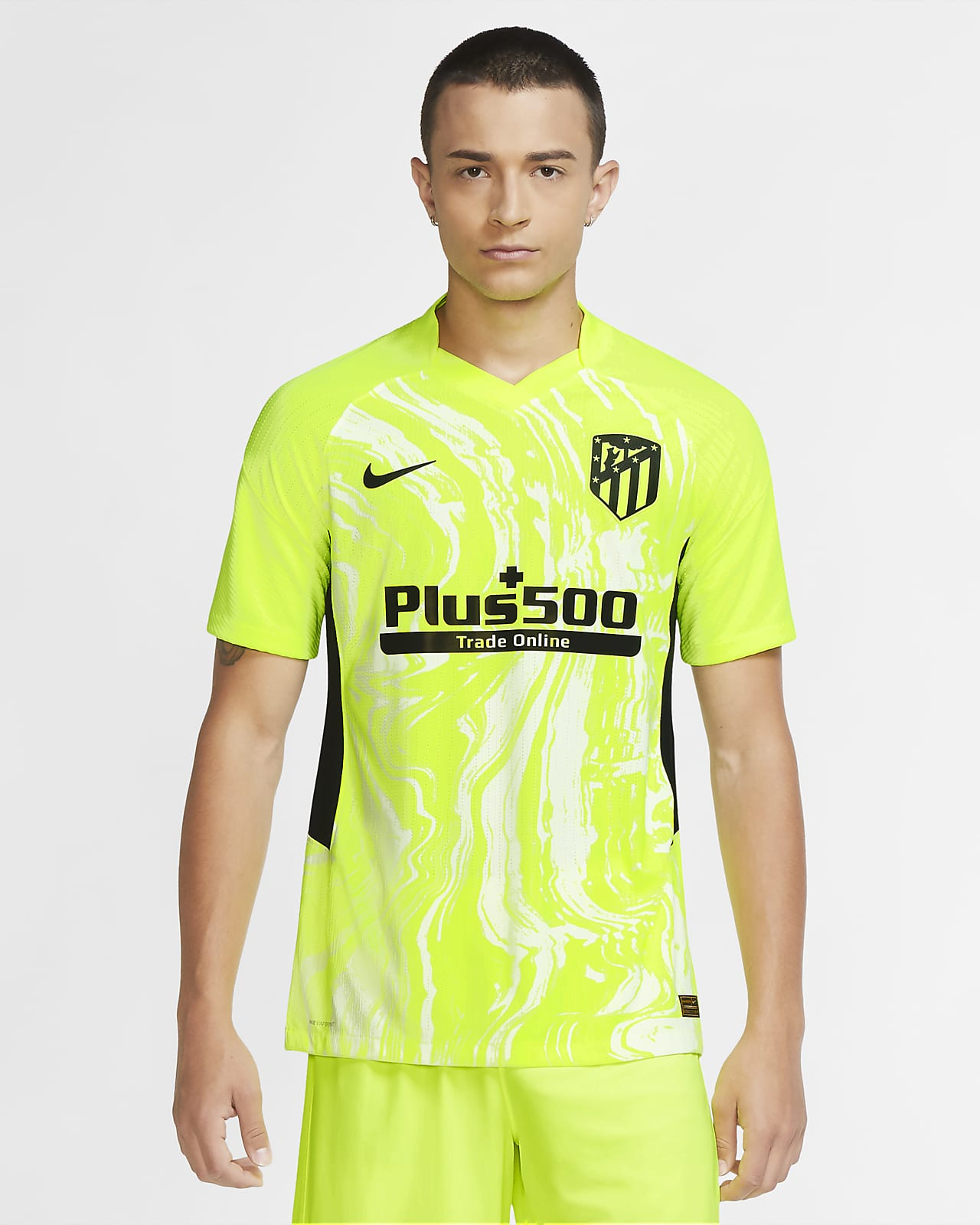 3e maillot de football Atlético de Madrid 2020/21 Vapor Match pour Homme