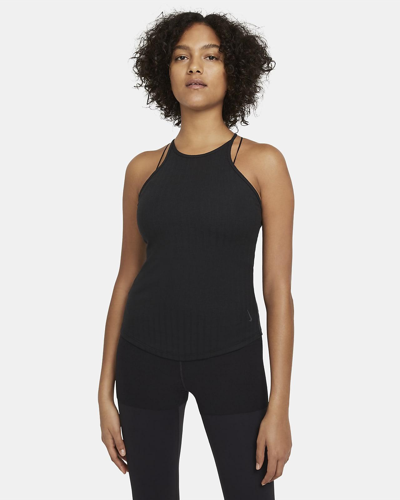 Nike Yoga Pointelle Women's Tank