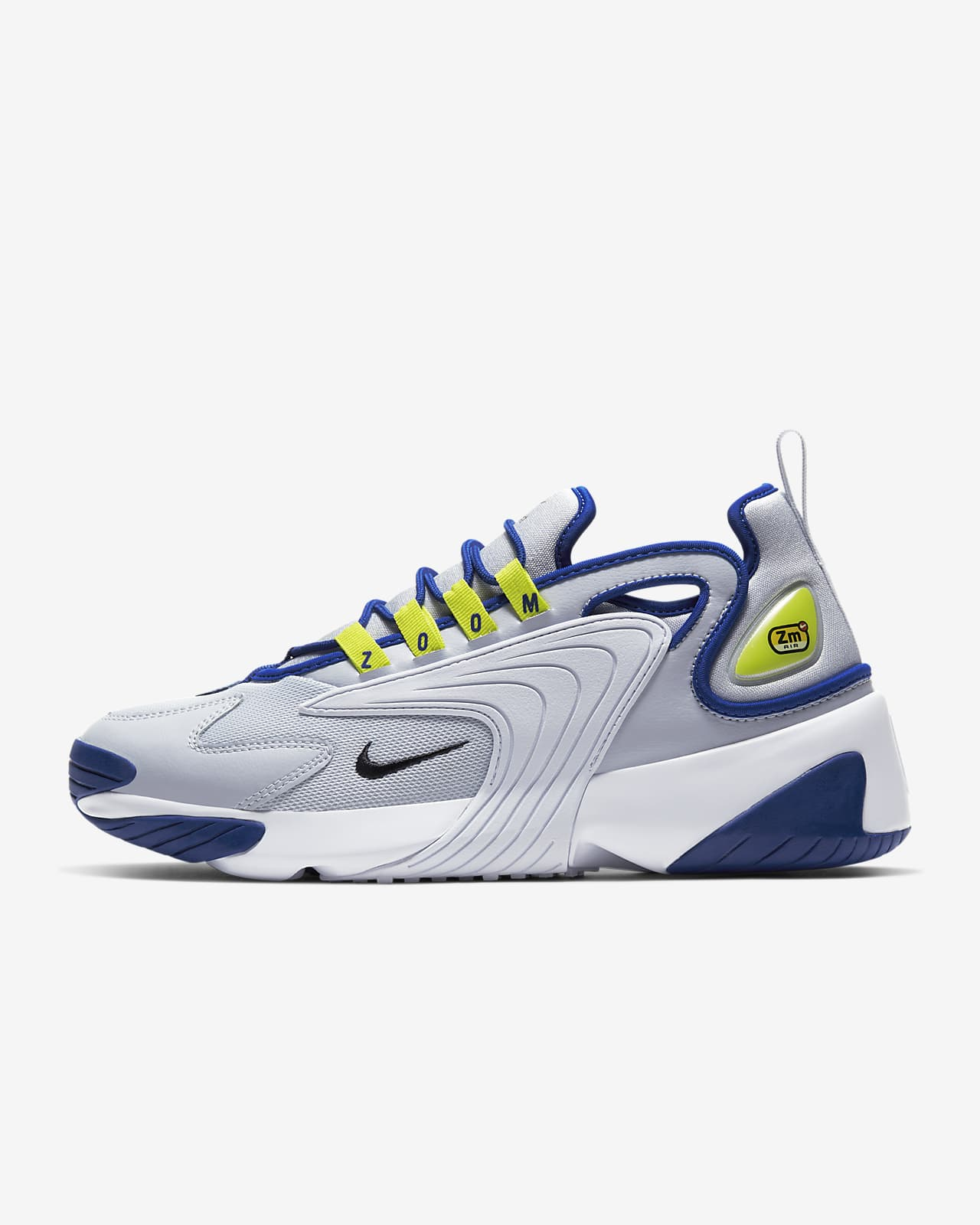 mercado hecho Transistor  nike zoom 2k trainers in blue cheap nike shoes online