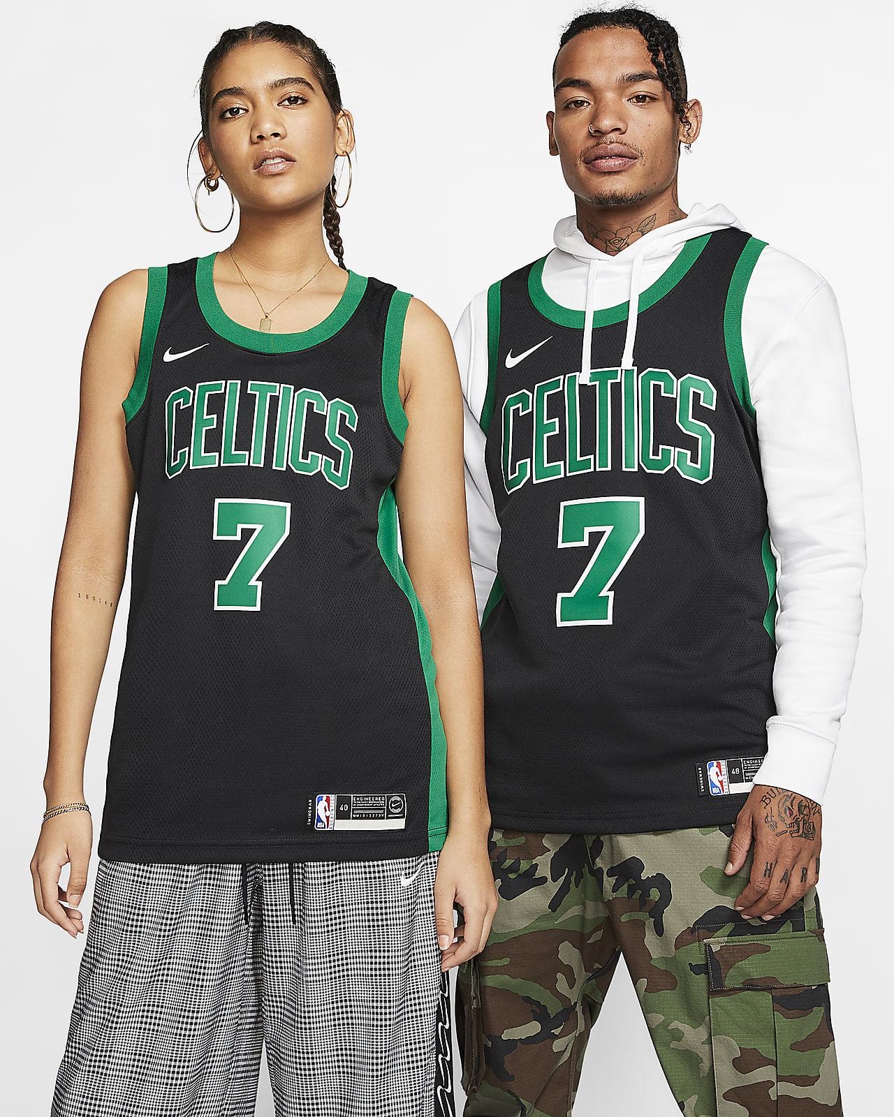 Jaylen Brown Celtics Statement Edition Nike NBA Swingman Jersey