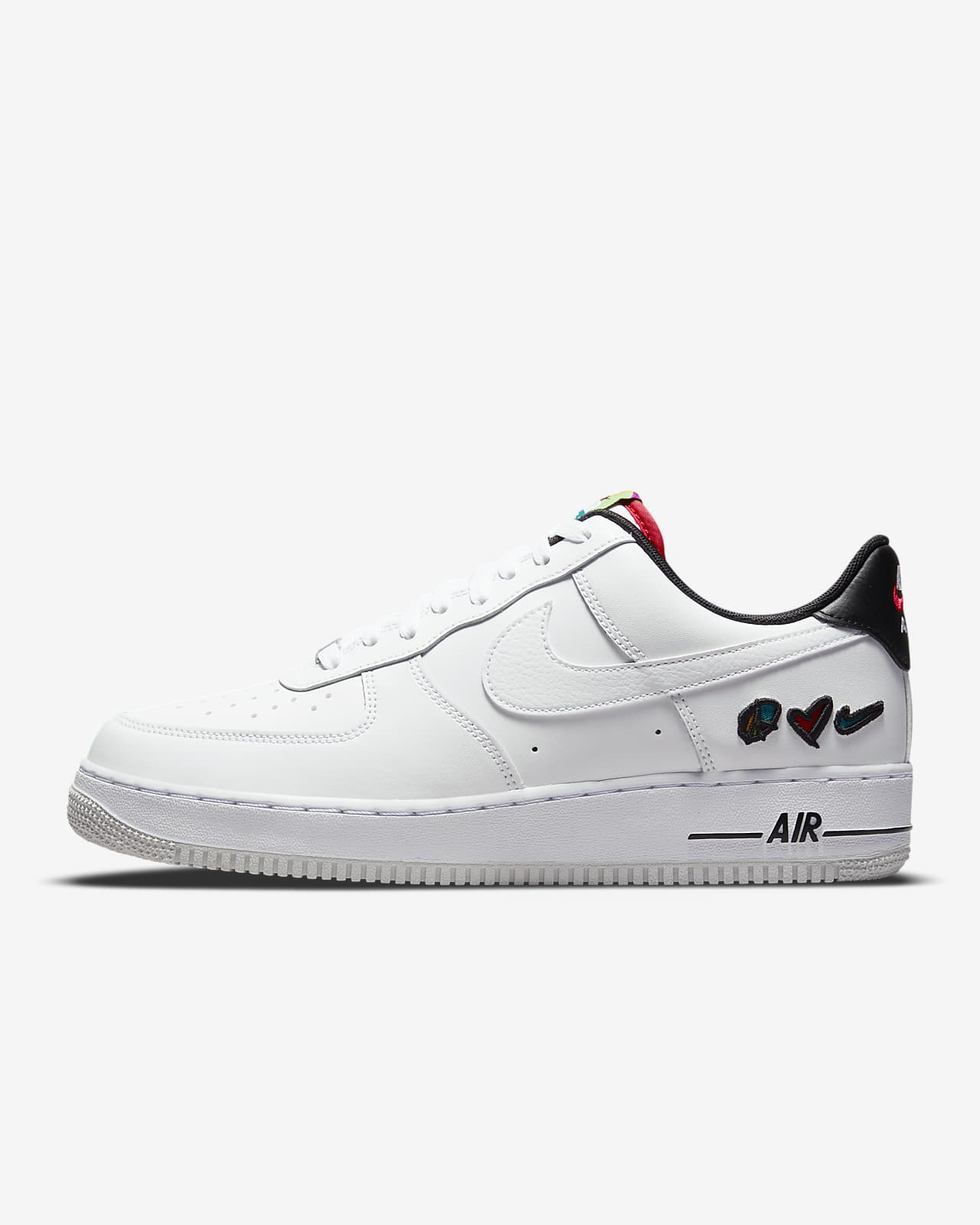 Chaussure Nike Air Force 1 '07 LV8 pour Homme. Nike LU