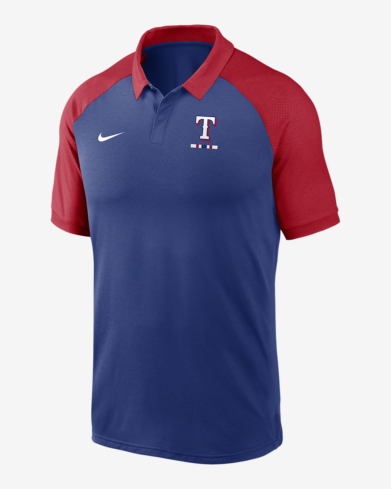 Nike Dri-FIT Legacy (MLB Texas Rangers) Men's Polo