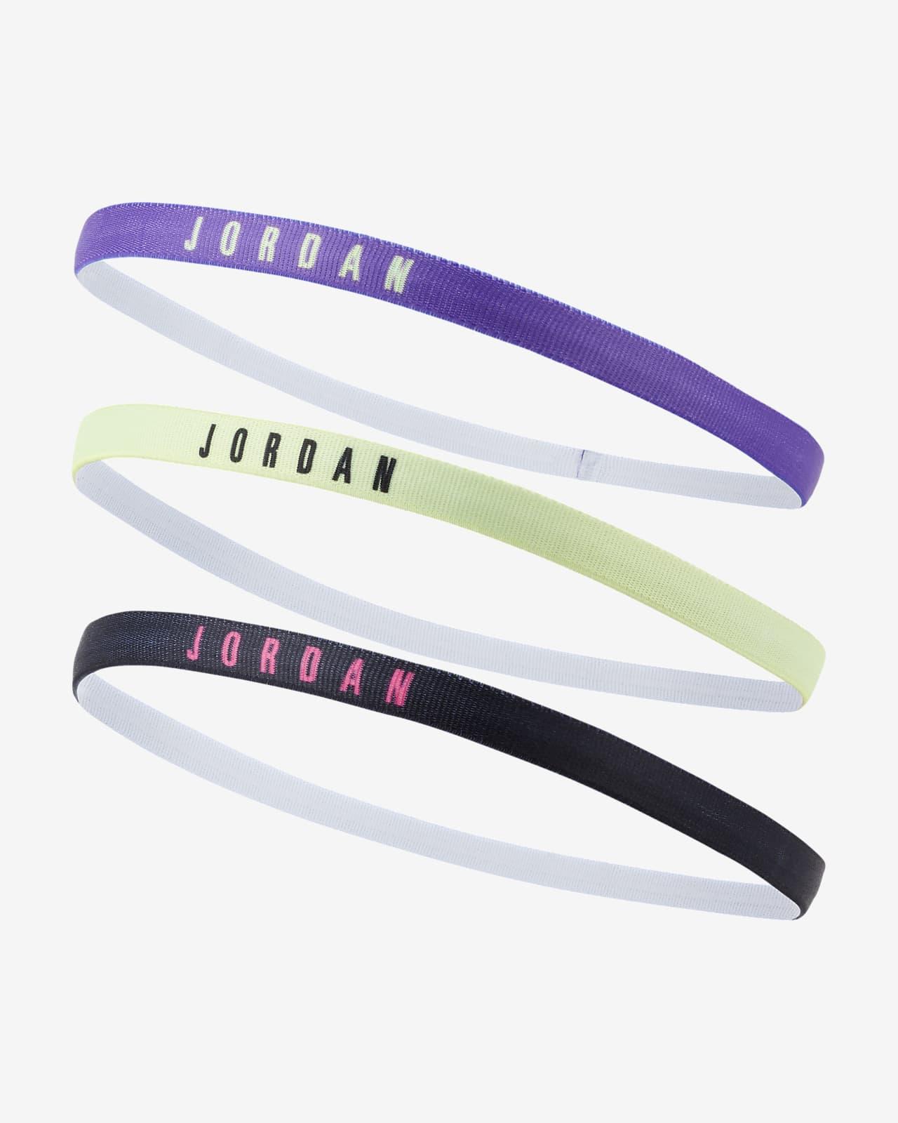 Bandeaux Jordan (lot de 3)