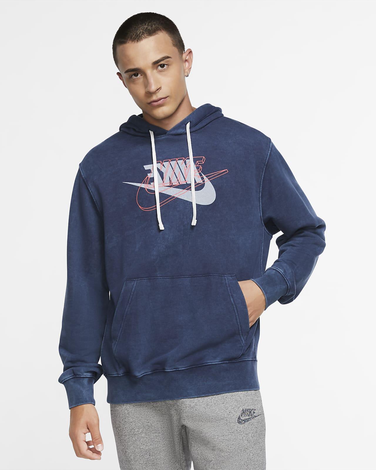 Nike Sportswear Dessuadora amb caputxa de teixit French Terry - Home