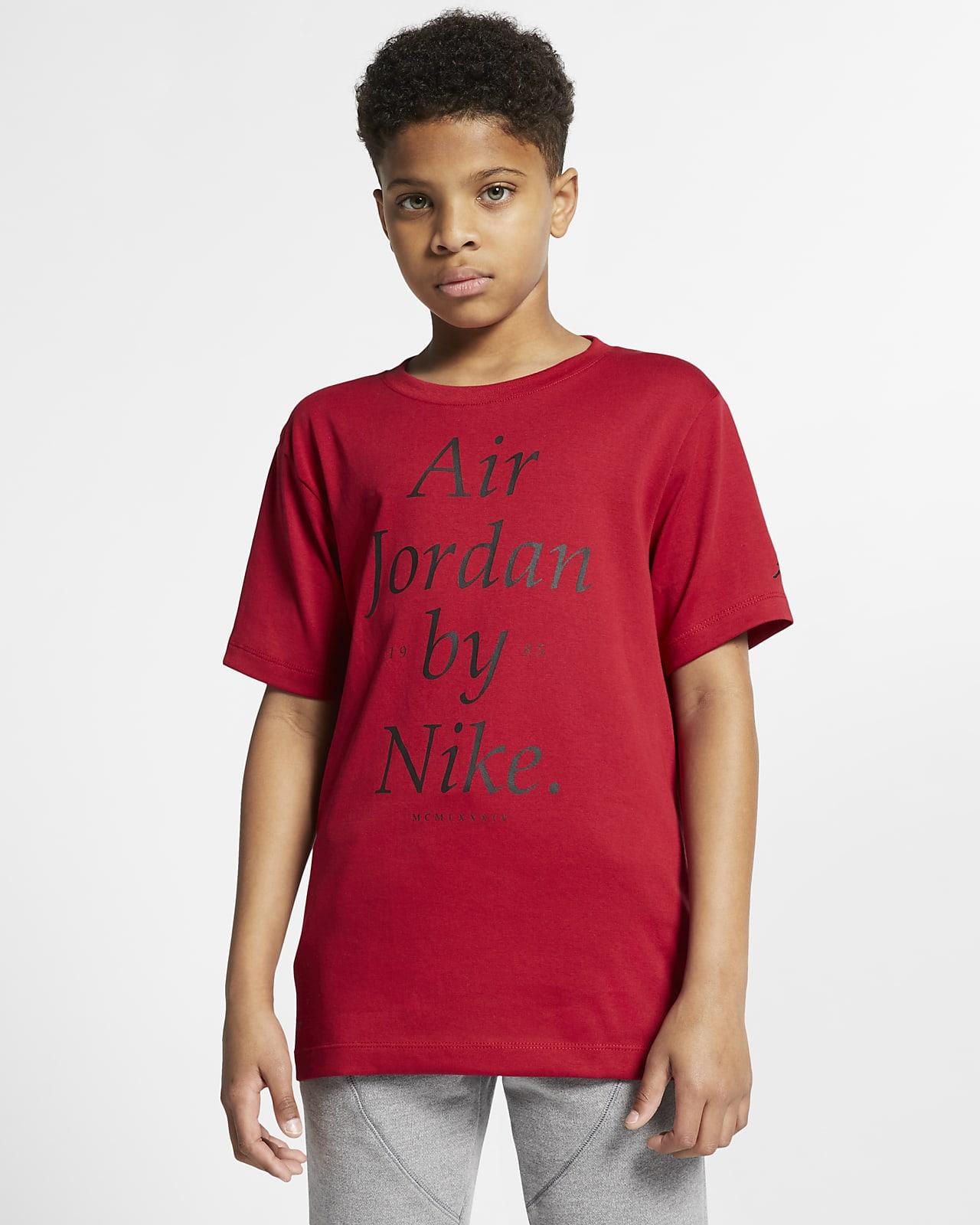 Jordan Lifestyle Older Kids' (Boys') T-Shirt
