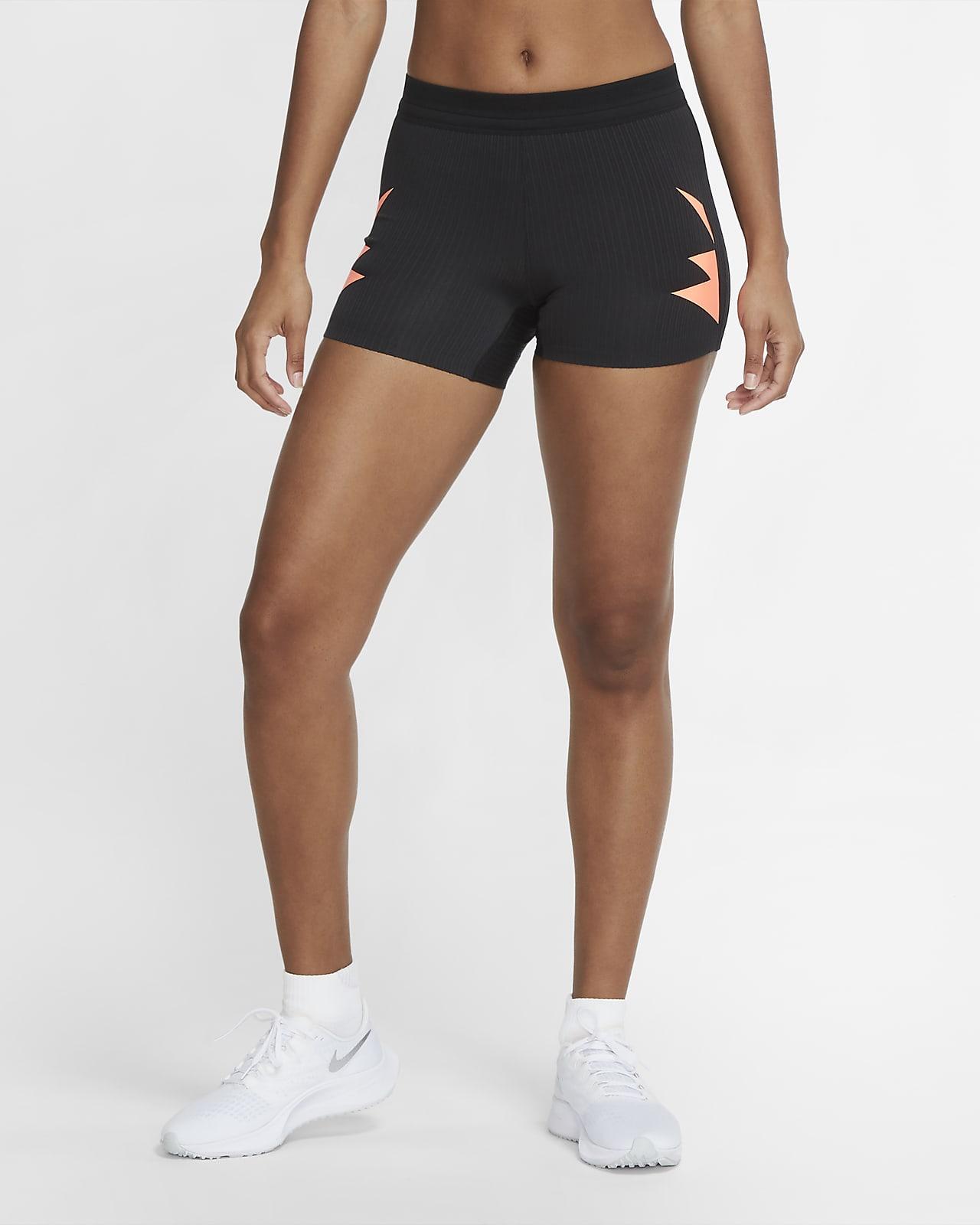 Short de running ajusté Nike AeroSwift Berlin pour Femme