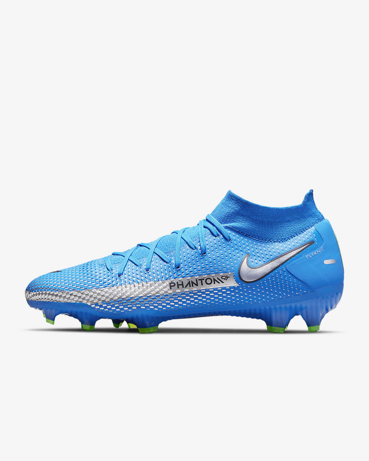 Calzado de fútbol para terreno firme Nike Phantom GT Pro Dynamic Fit FG