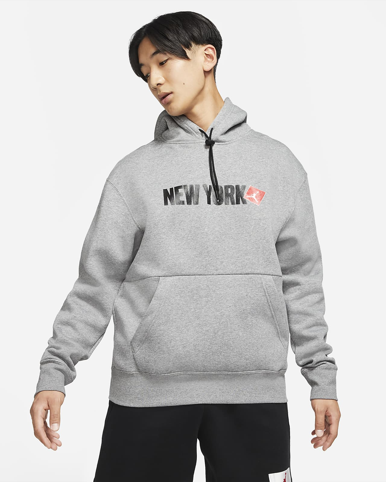 Sudadera con capucha sin cierre para hombre Jordan New York City