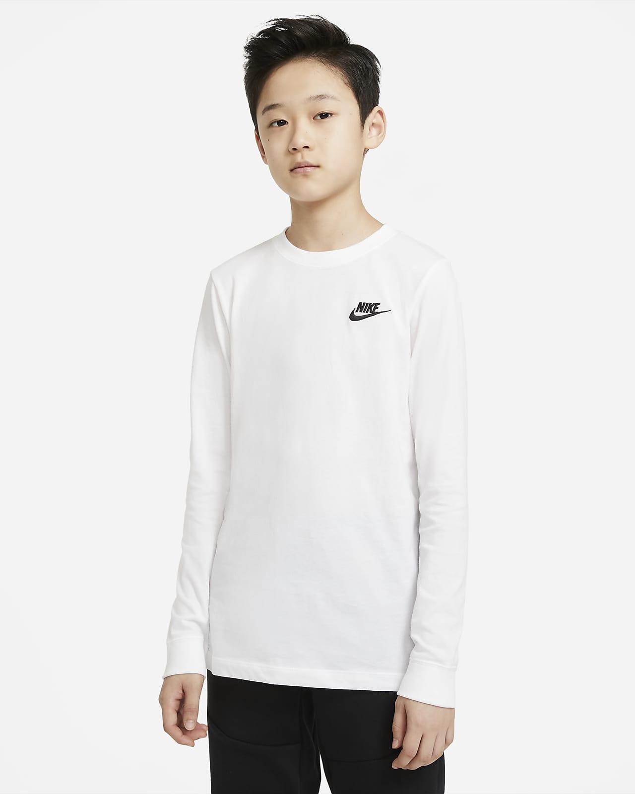 Camisola de manga comprida Nike Sportswear Júnior (Rapaz)