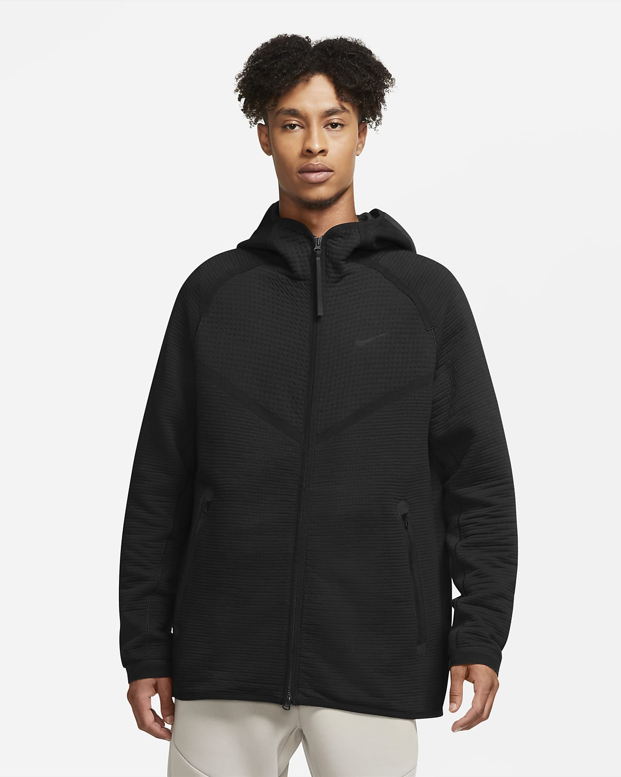 Nike Sportswear Tech Pack Windrunner Men's Full-Zip Hoodie