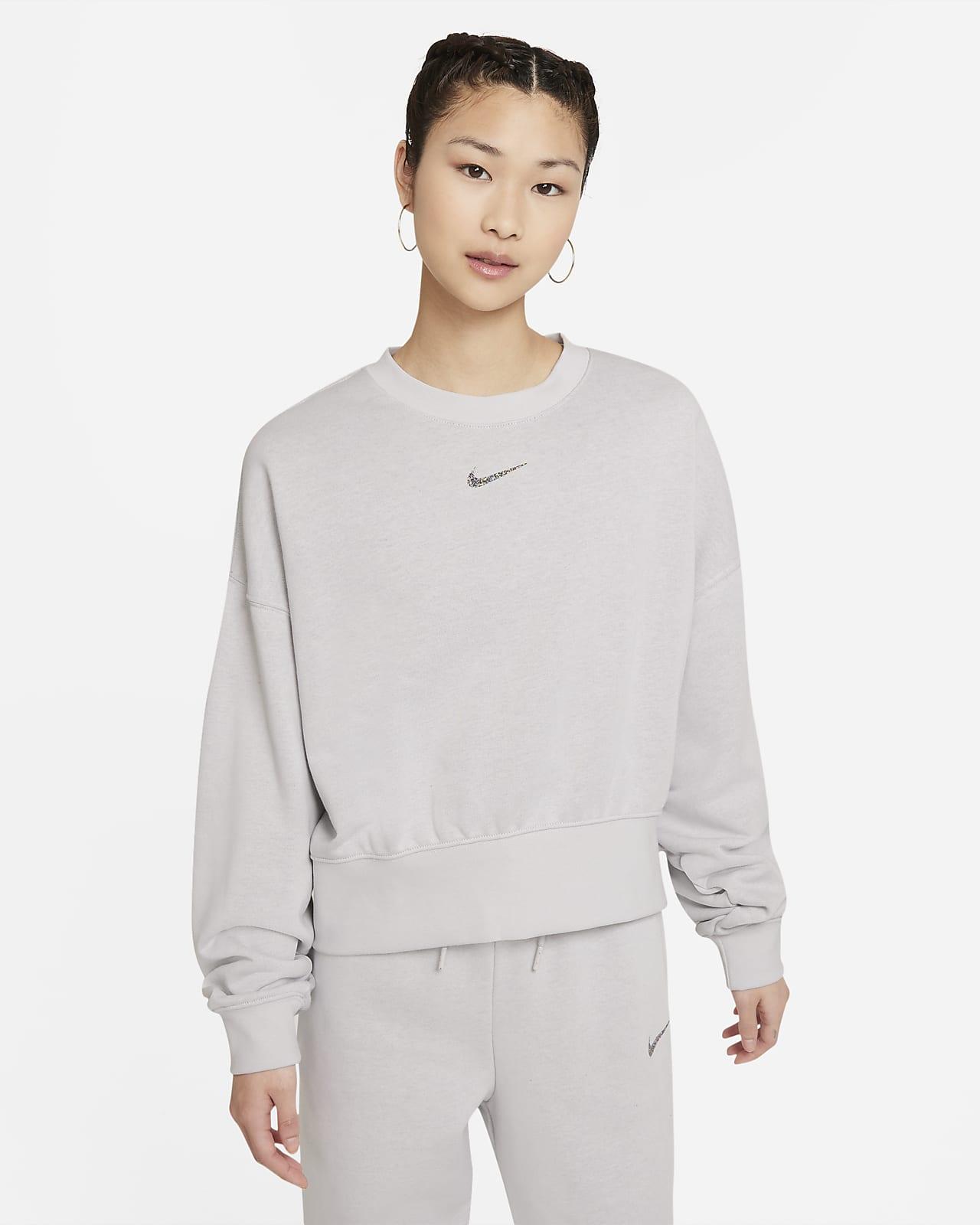 Nike Sportswear Collection Essentials 女子针织圆领上衣