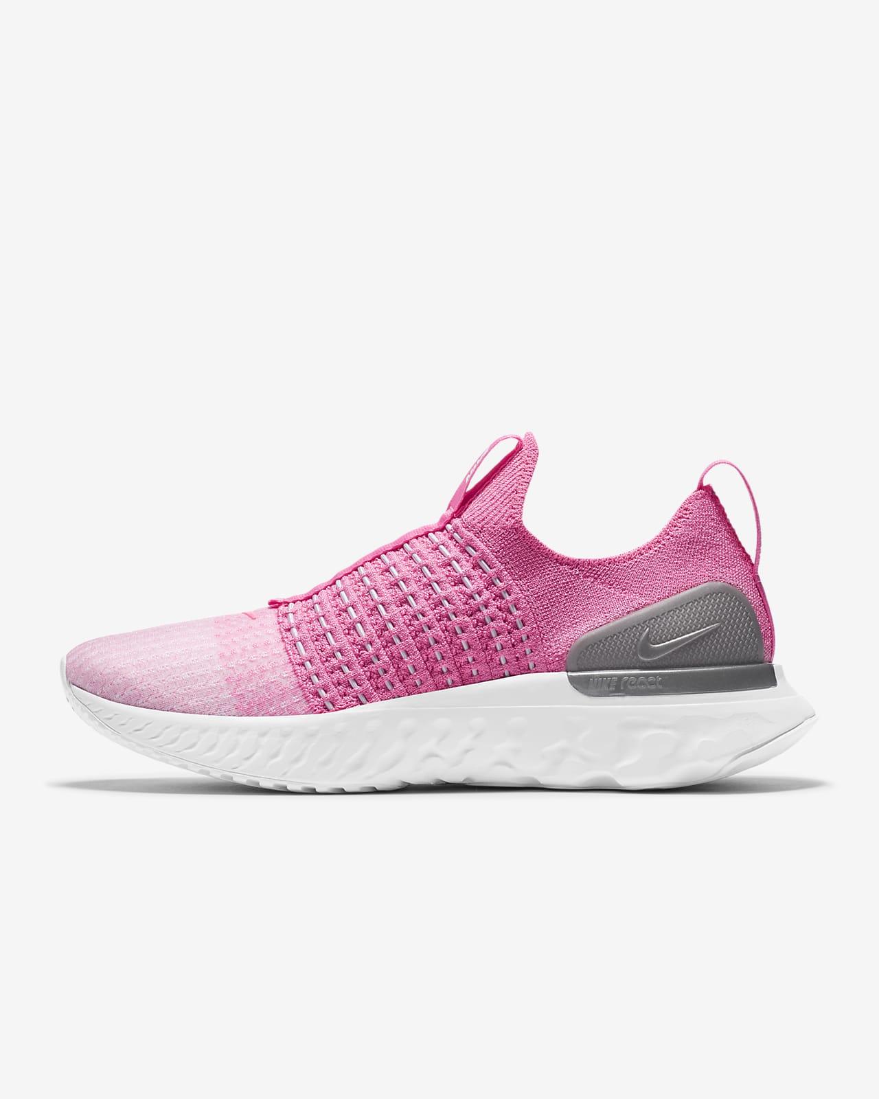 Nike React Phantom Run Flyknit 2 女款跑鞋