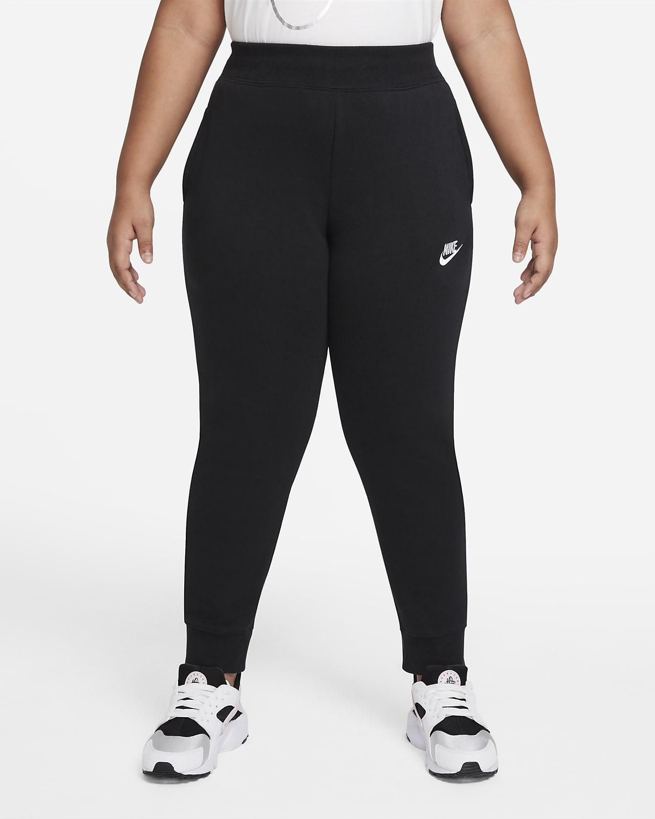 Pantalon Nike Sportswear Club Fleece pour Fille plus âgée (taille étendue)