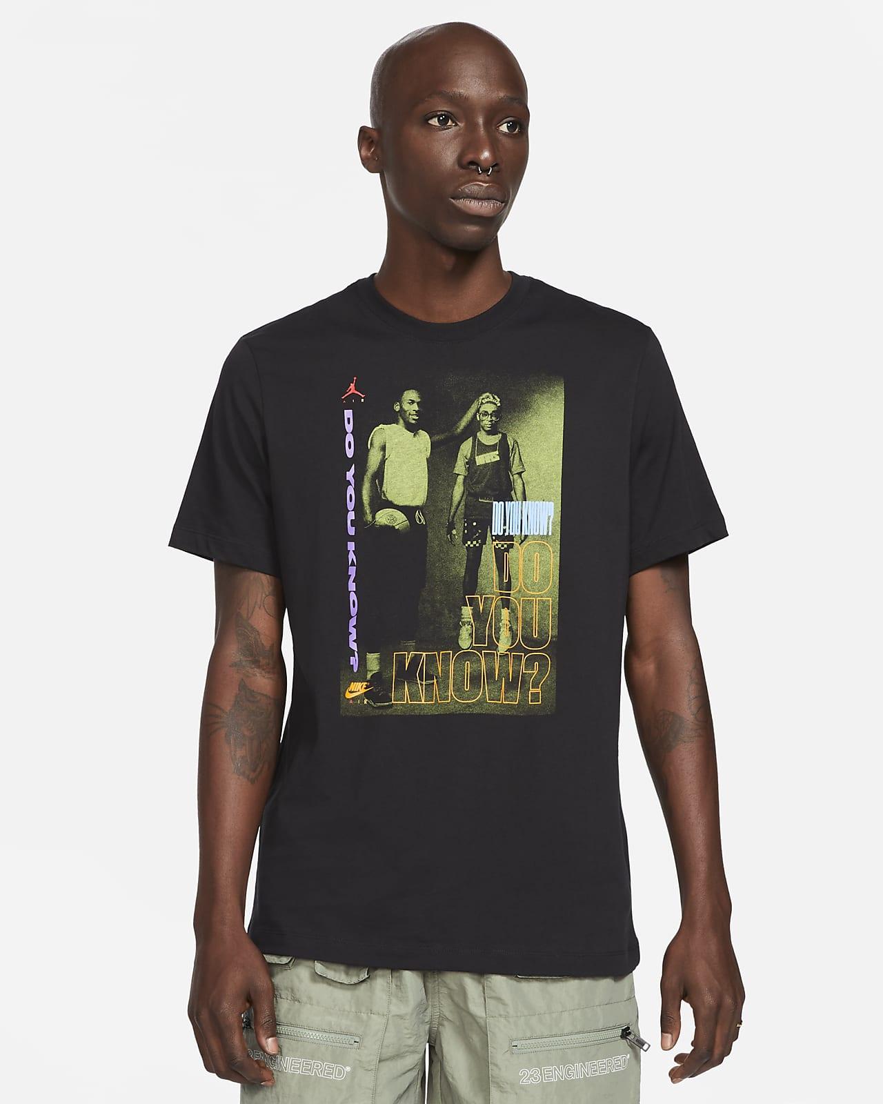 Jordan AJ3 Men's Graphic T-Shirt
