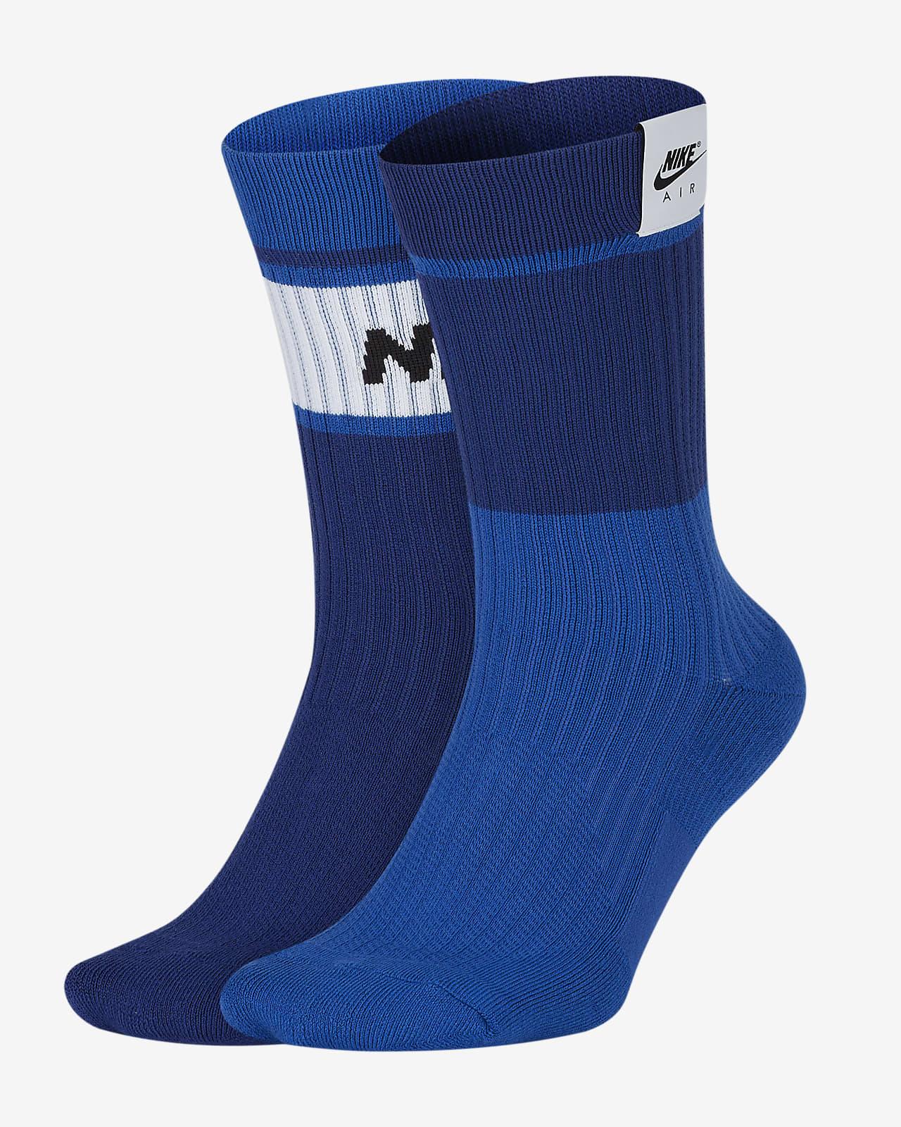 Nike Air SNKR Sox 运动袜(2 双)