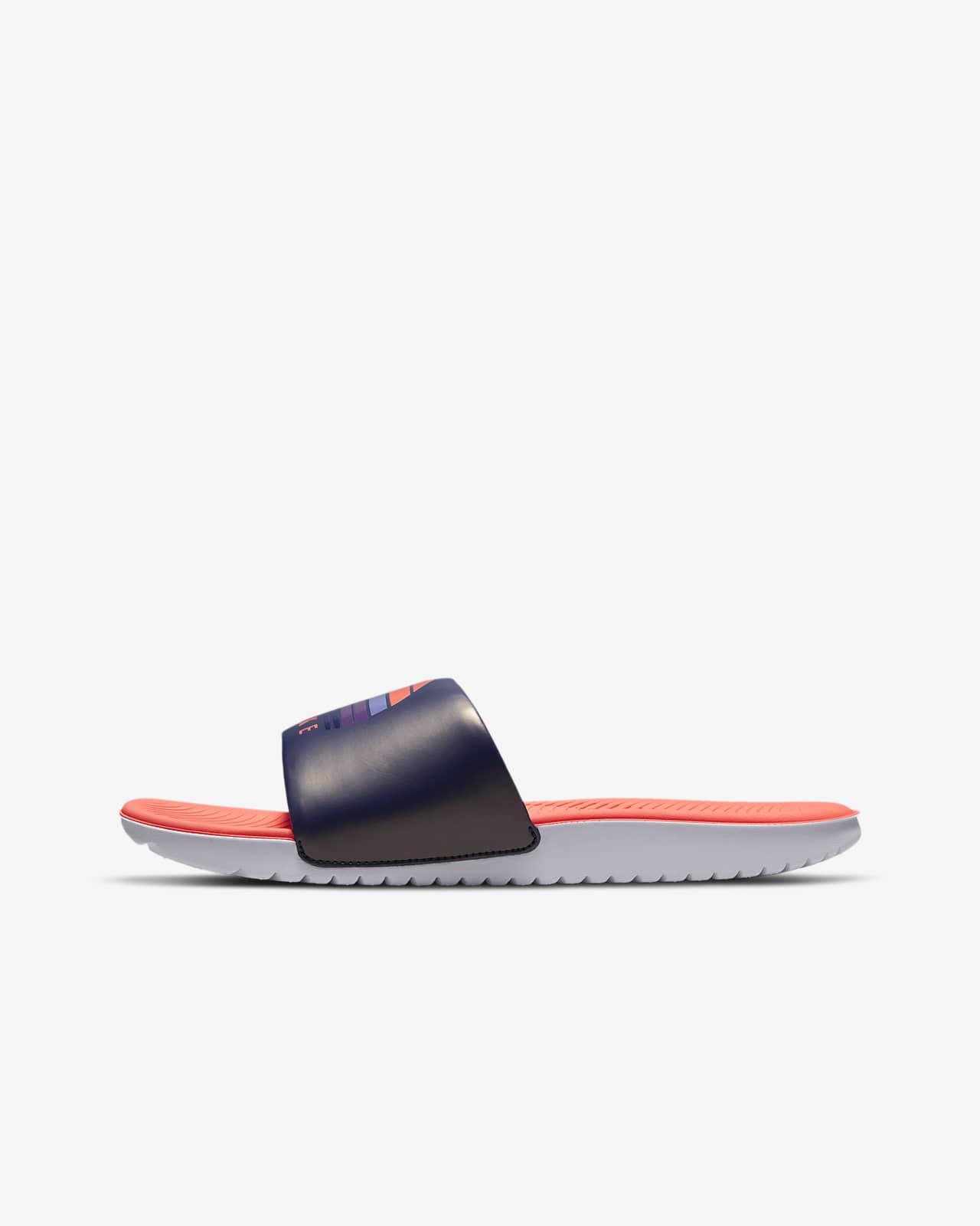 Nike Kawa SE 2 Little/Big Kids' Slides