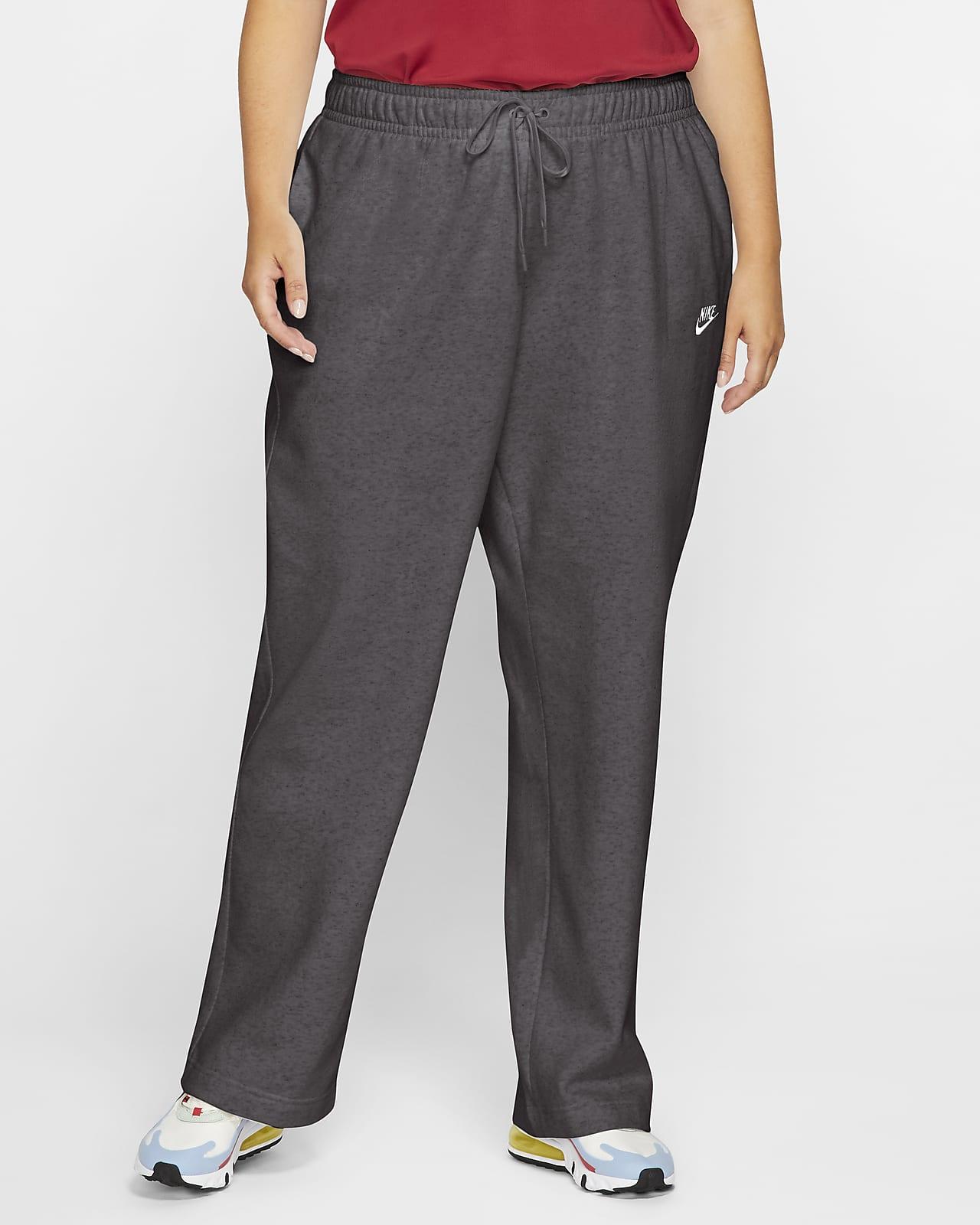 Pantalones para mujer (talla grande) Nike Sportswear Club Fleece