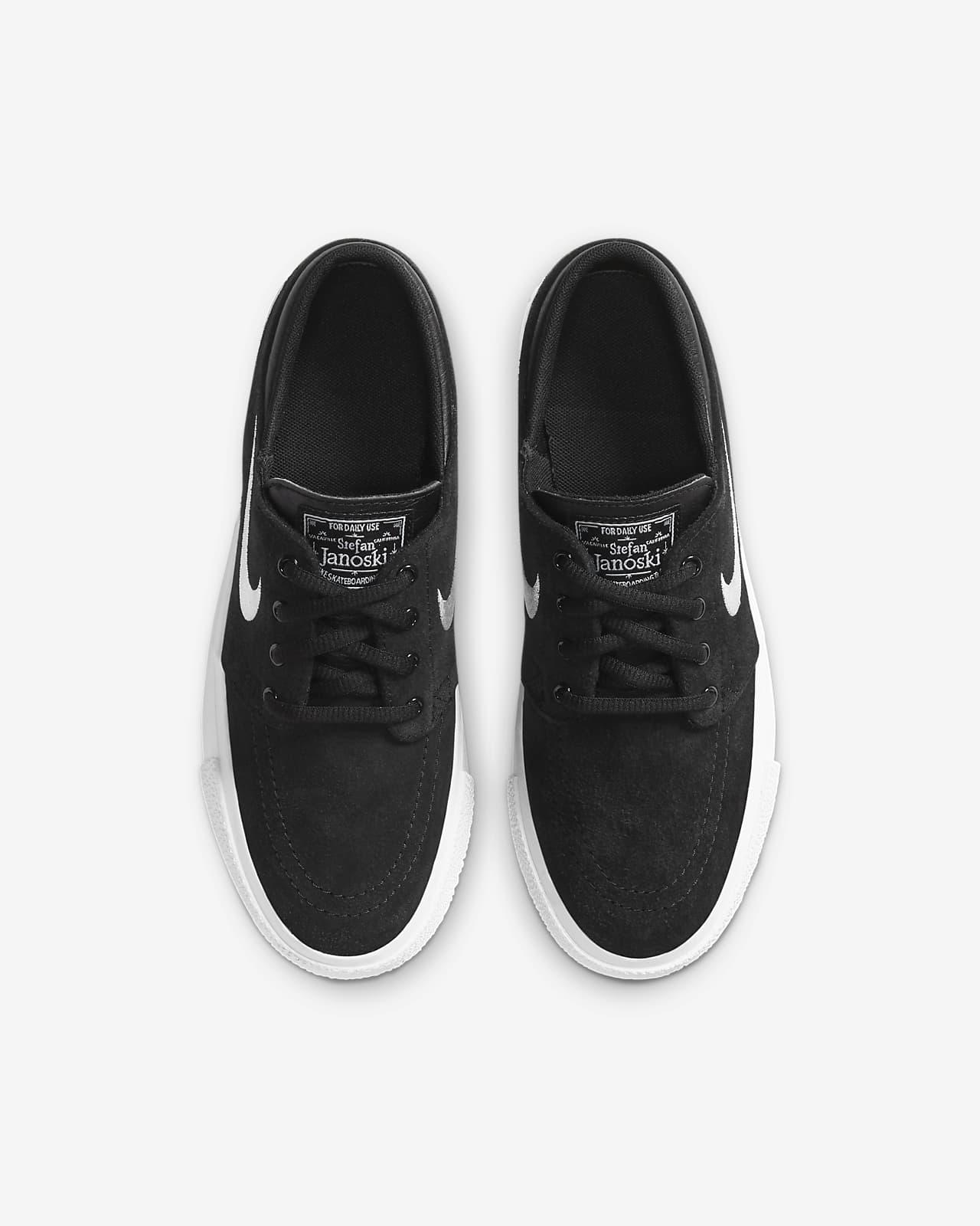 Nike SB Stefan Janoski Older Kids' Skate Shoe. Nike LU