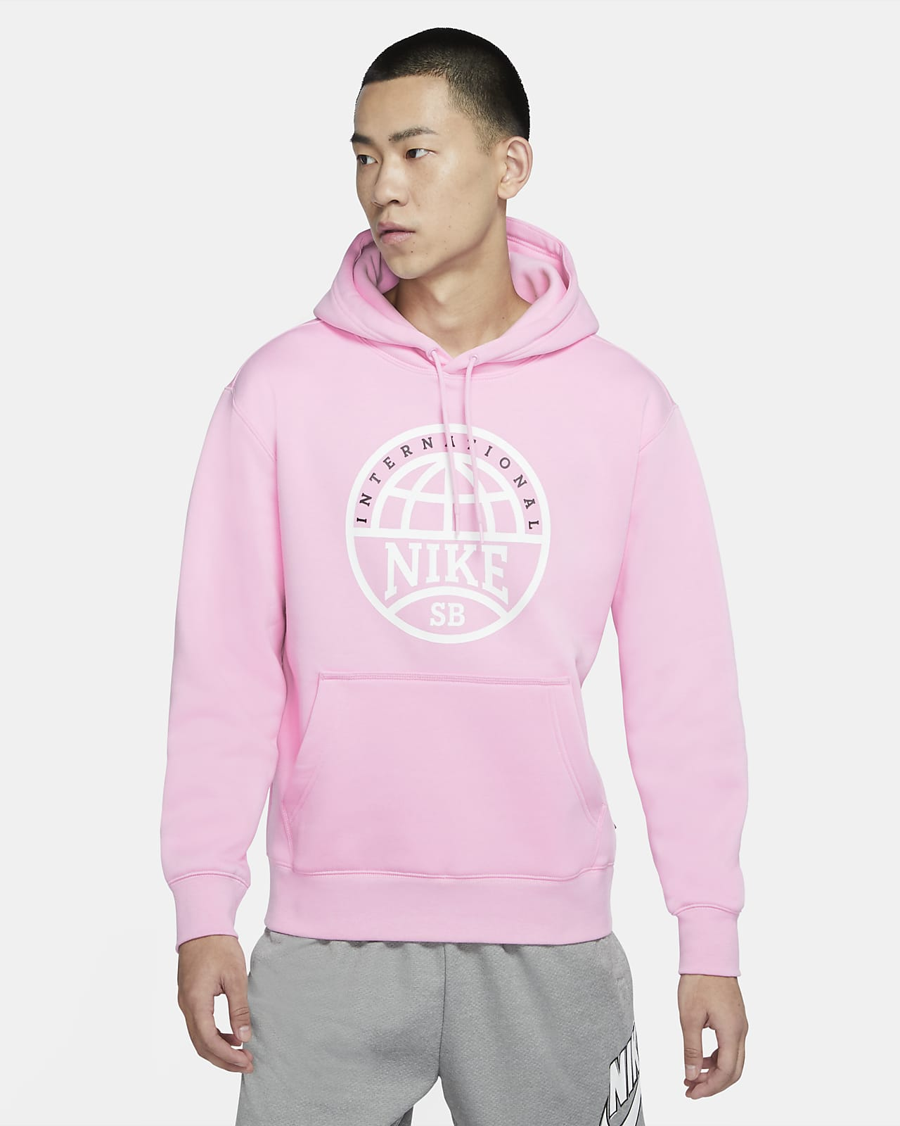 Nike SB Men's Graphic Skate Hoodie