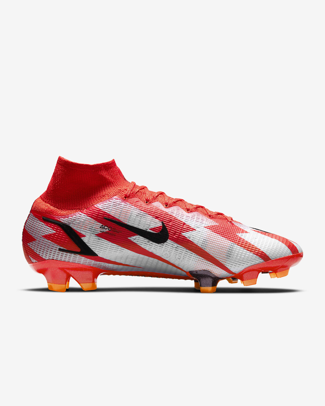 Nike Mercurial Superfly 8 Elite CR7 FG Fußballschuh für normalen Rasen.  Nike DE