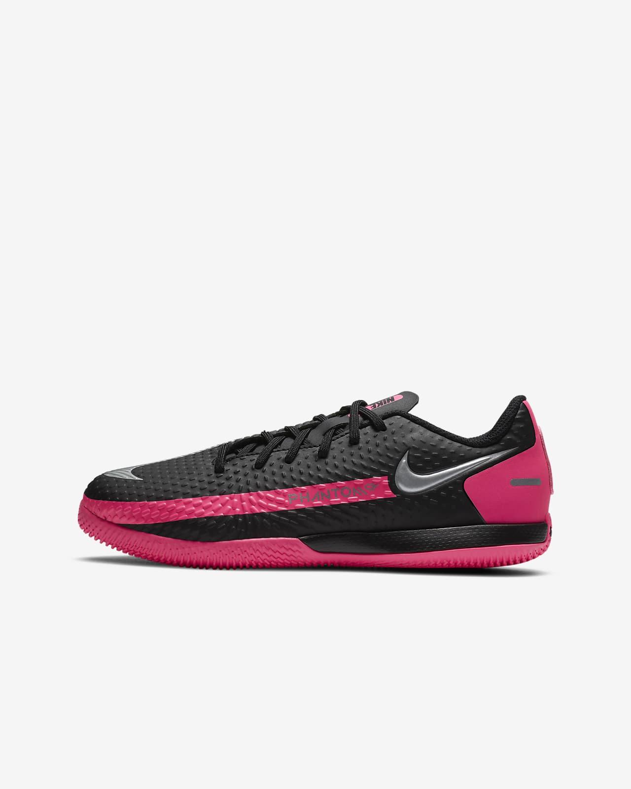 Nike Jr. Phantom GT Academy IC Younger/Older Kids' Indoor Court Football Shoe