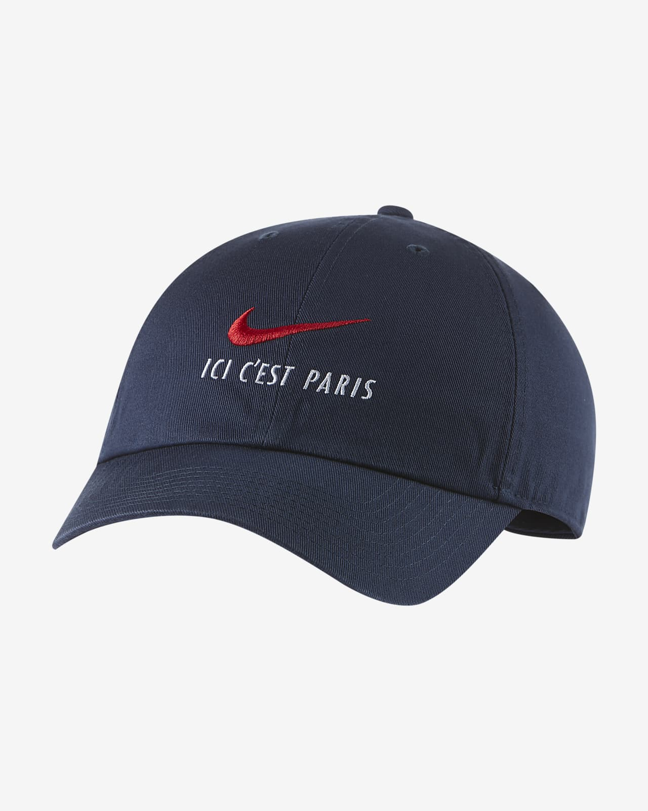Casquette réglable Paris Saint-Germain Heritage 86