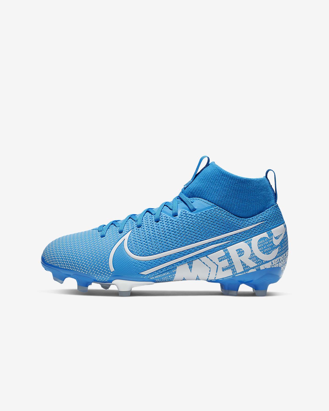 Calzado de fútbol para múltiples superficies para niños Nike Jr. Mercurial Superfly 7 Academy MG
