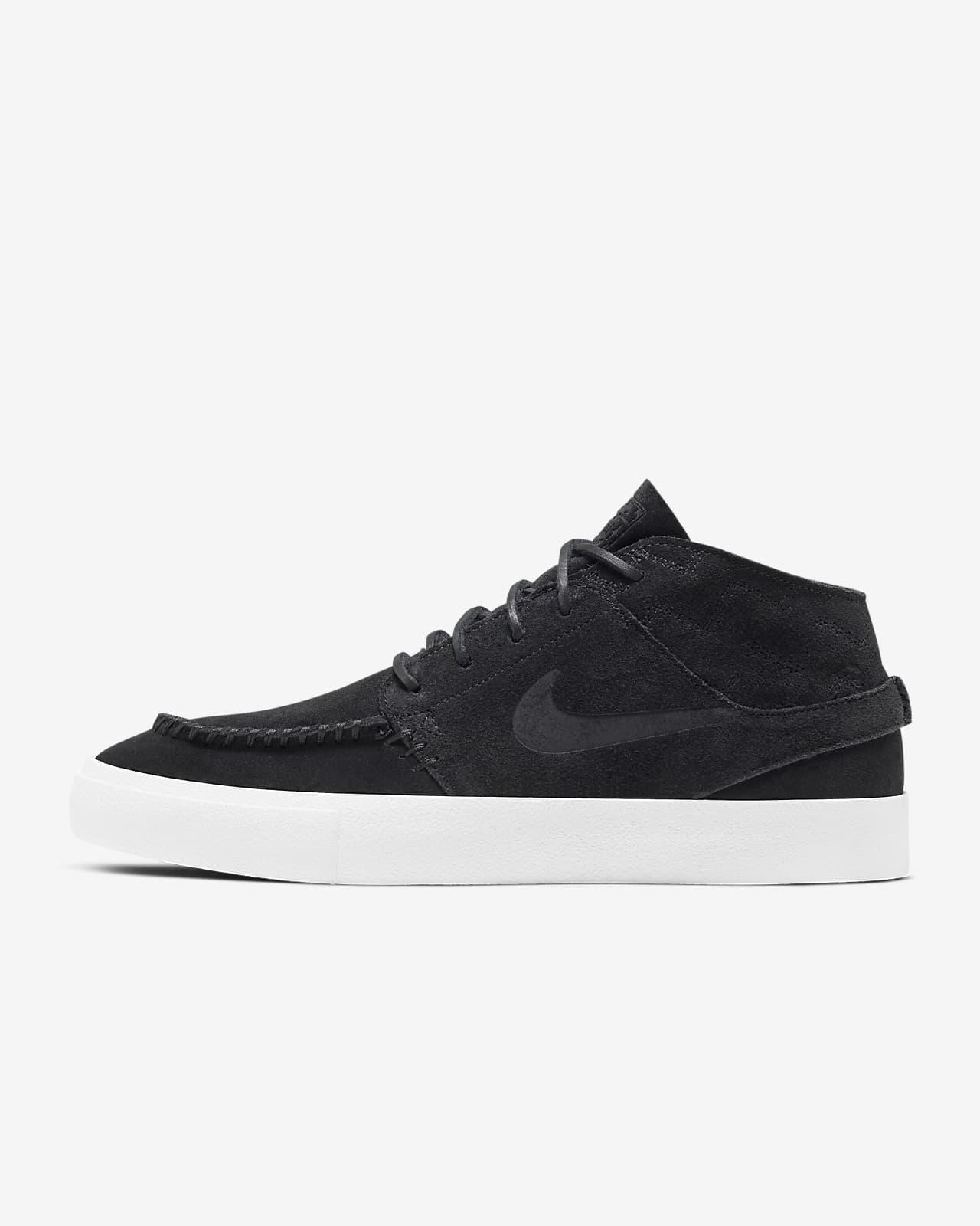Nike SB Zoom Stefan Janoski Mid Crafted Skate Shoe