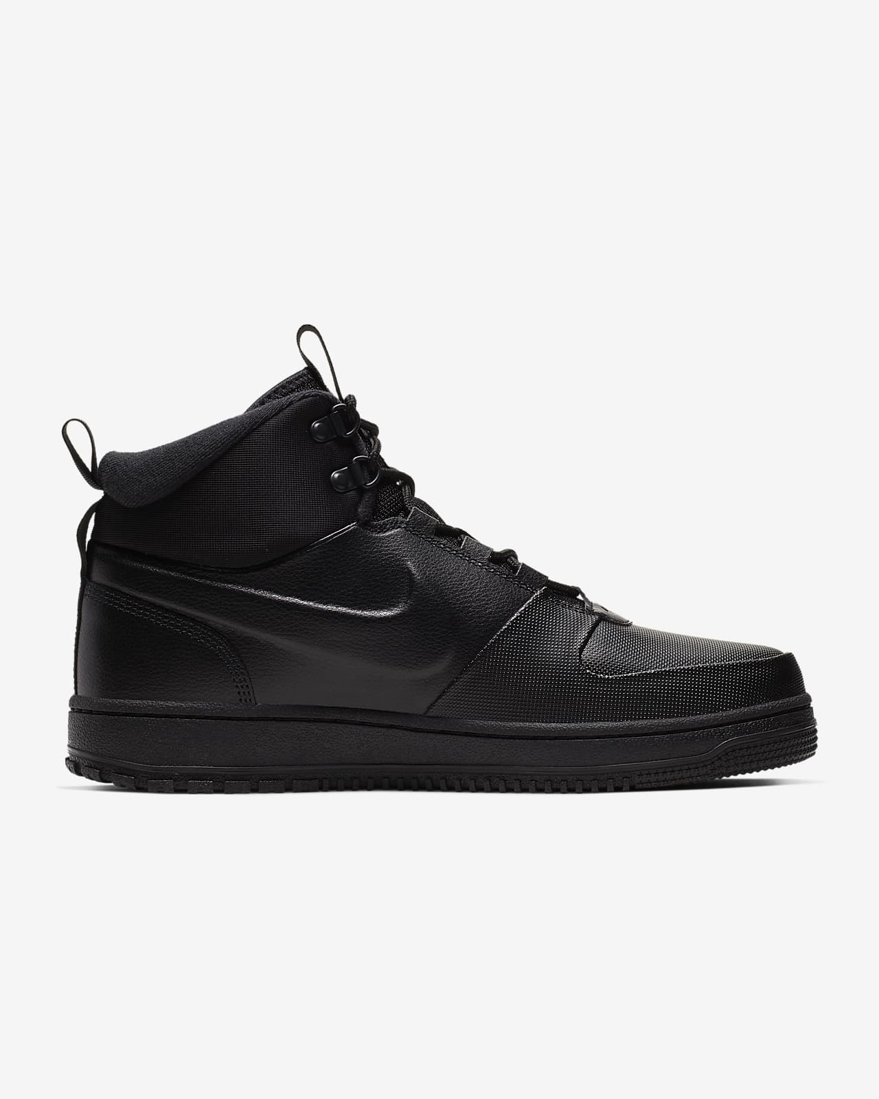 Nike Path Winter Schuhe High Top Herren Sneaker Men Turnschuhe black BQ4223-001