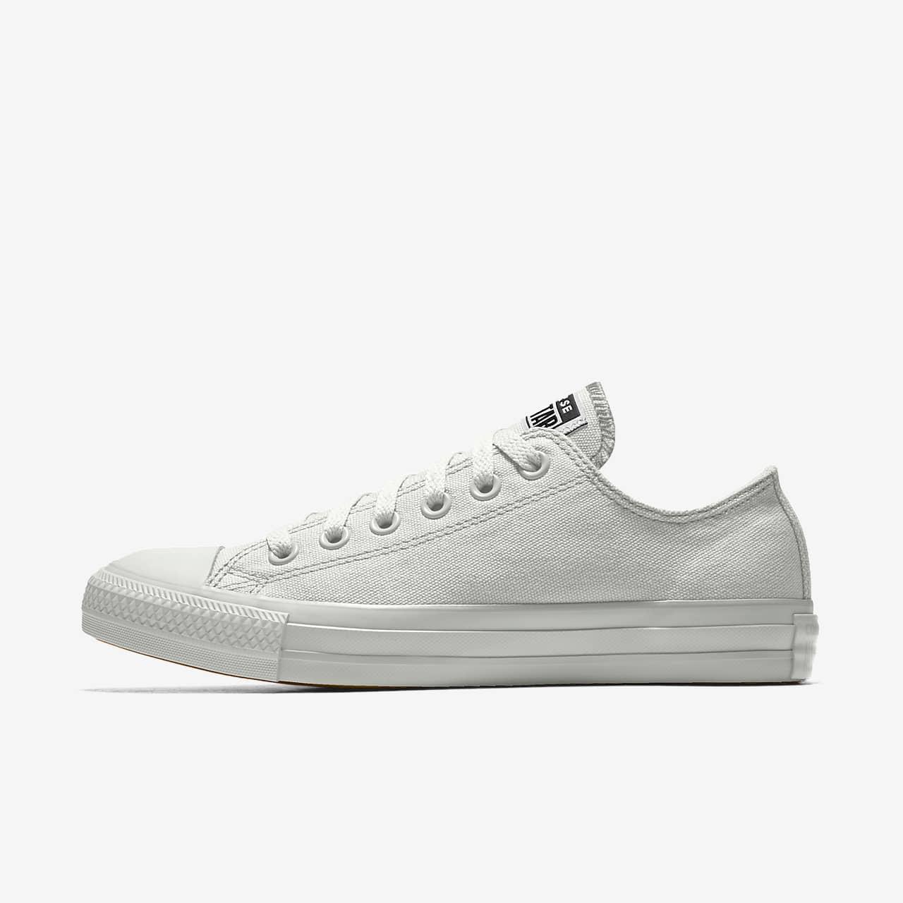 Converse Custom Chuck Taylor All Star Low Top Shoe. Nike.com