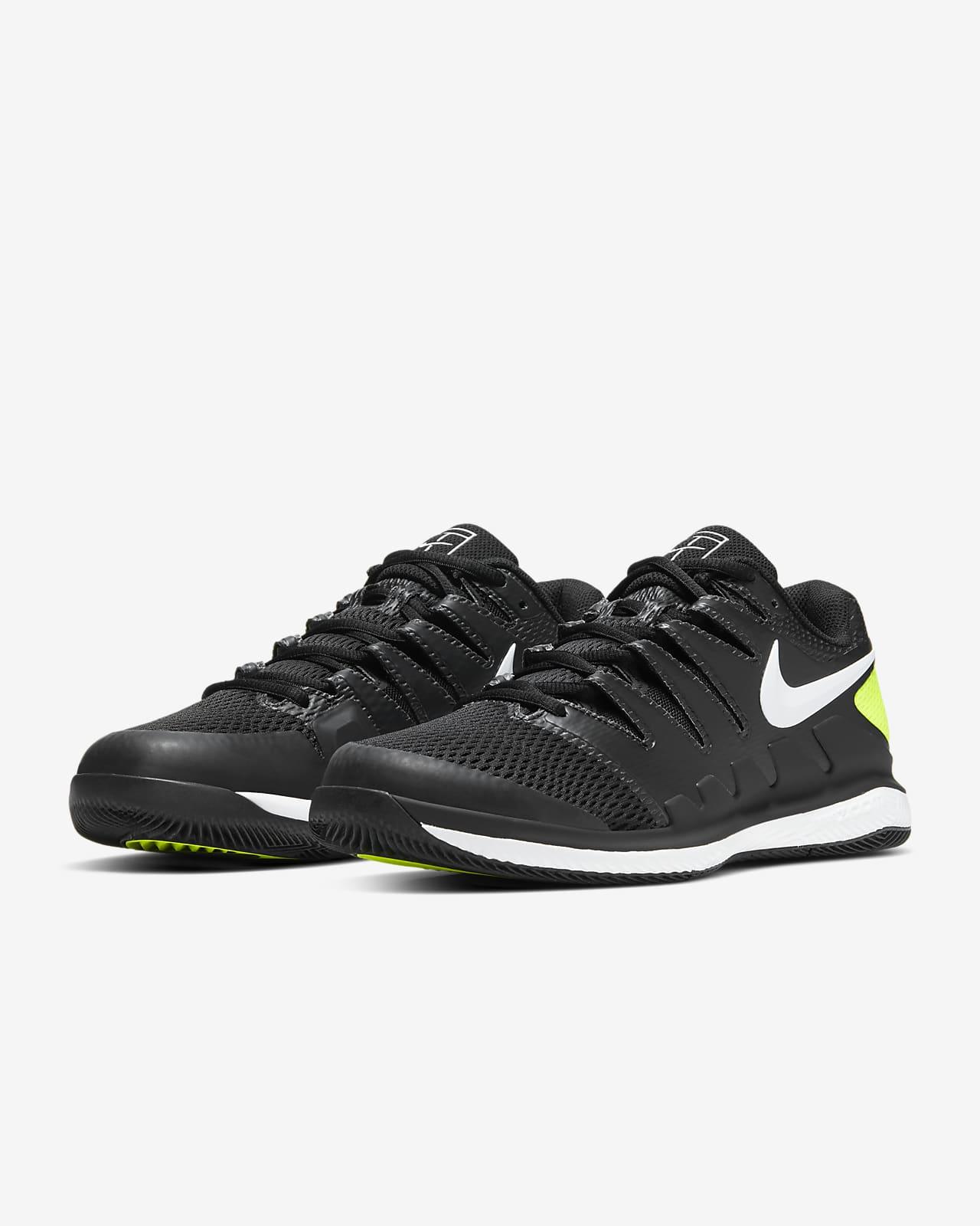 NikeCourt Air Zoom Vapor X Sert Kort