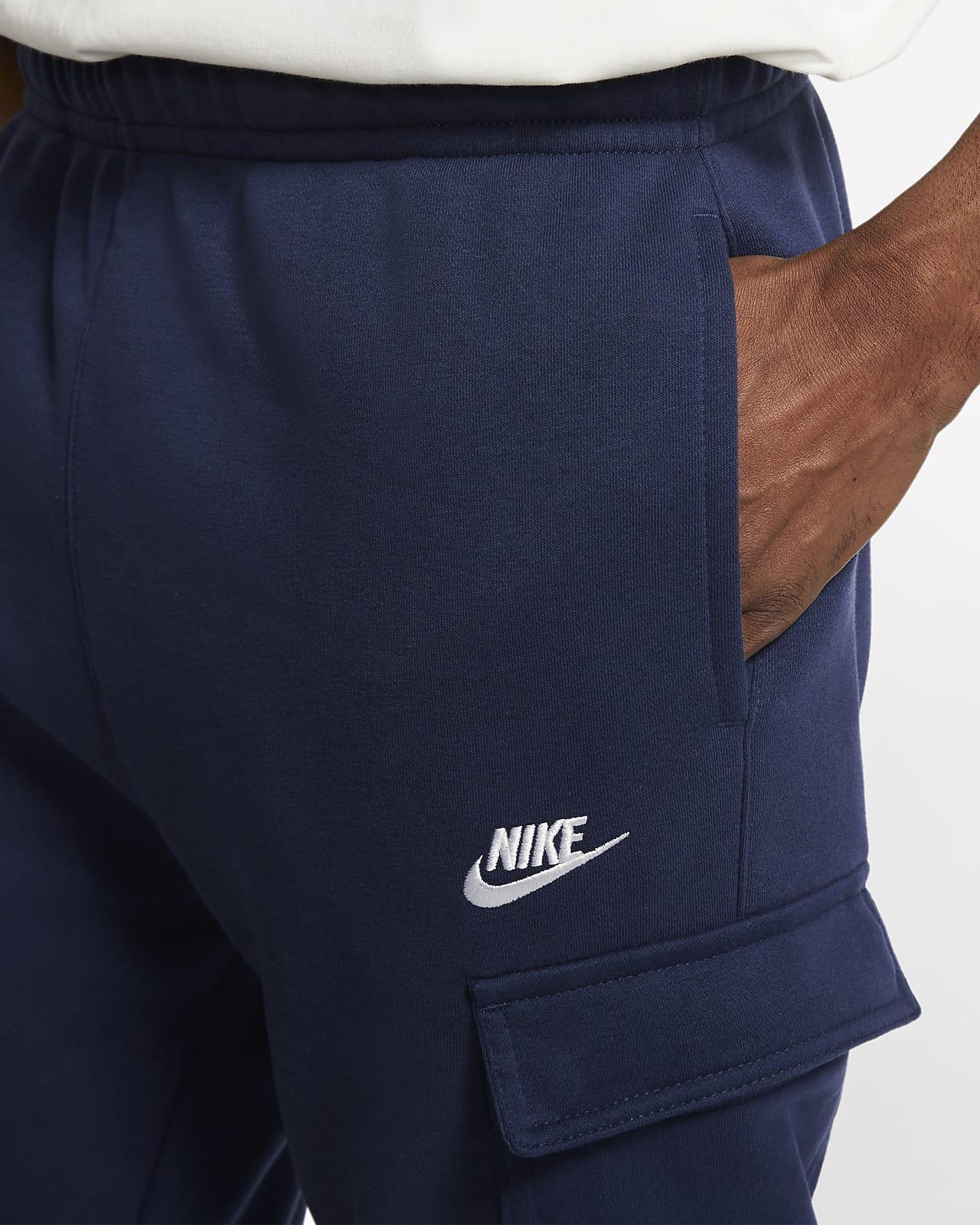 Pantalones Cargo Para Hombre Nike Sportswear Club Fleece Nike Com