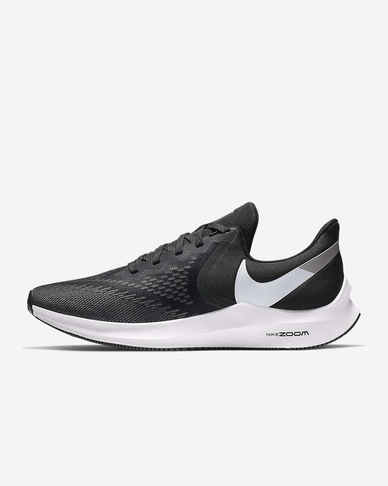 Nike Air Zoom Winflo 6 Erkek Koşu Ayakkabısı
