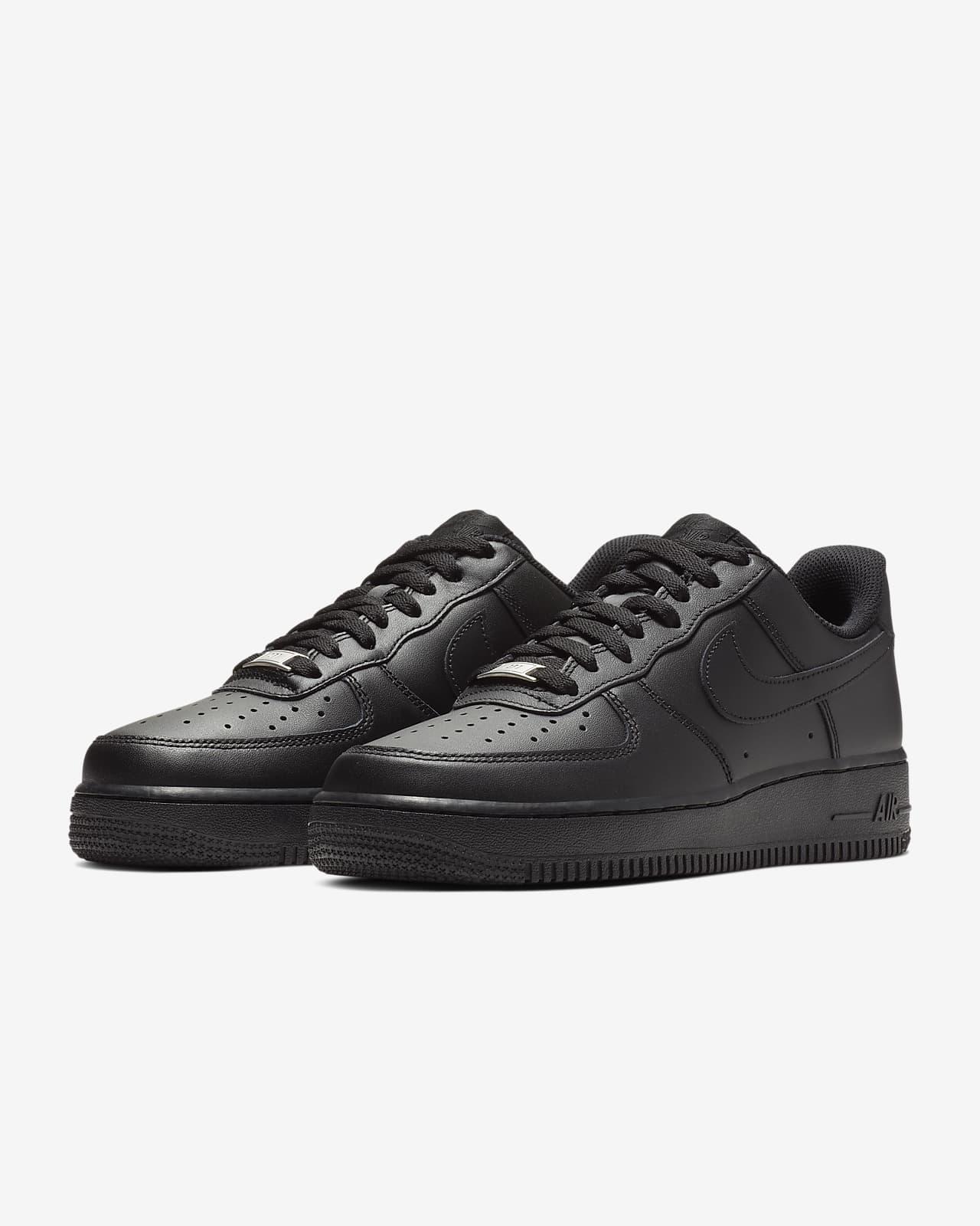 zapatillas air force 1 negras