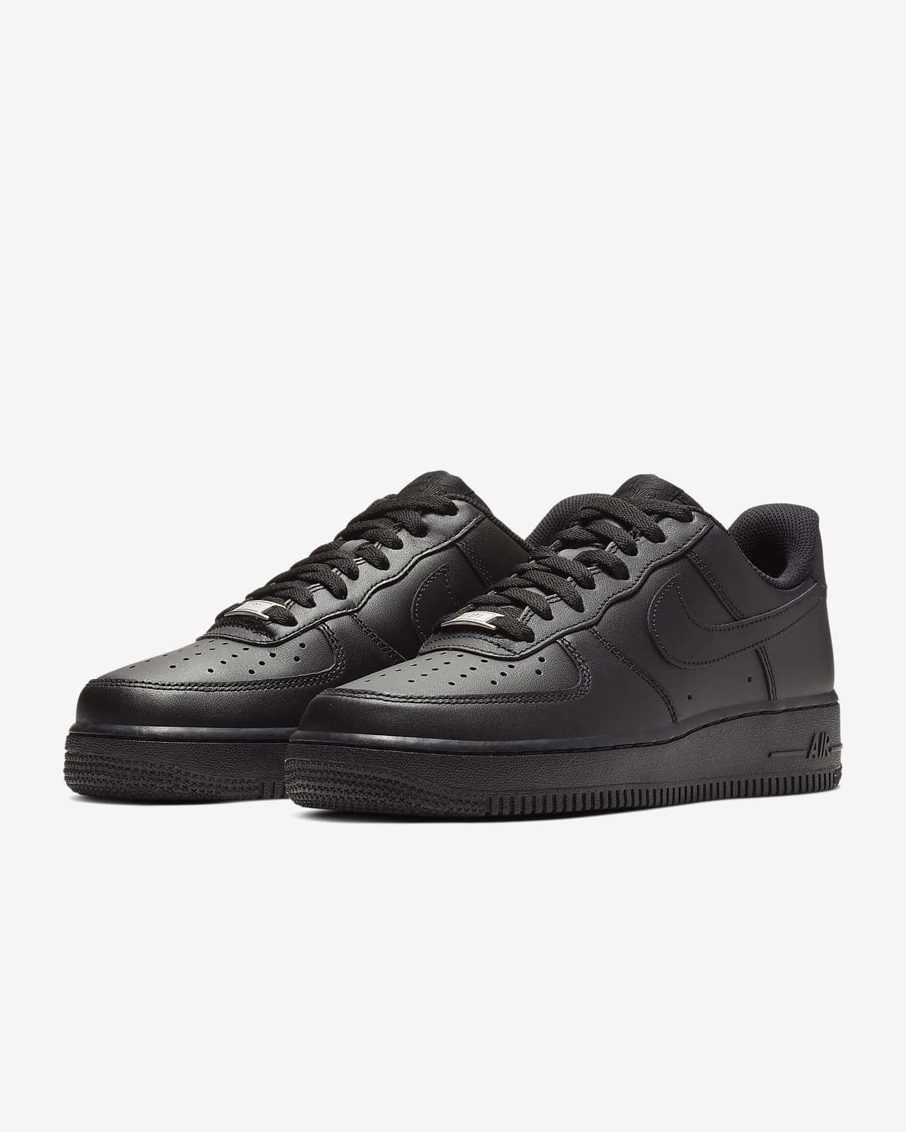 air force 1 07 donna nere