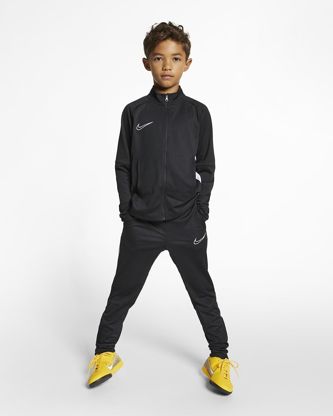 Fotbalová souprava Nike Dri-FIT Academy pro větší děti
