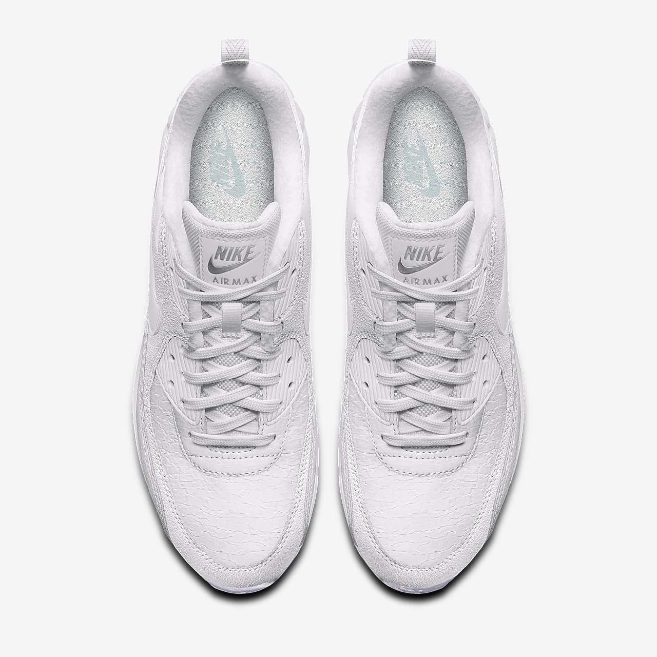 Nike Air Max 90 iD Winter White 男子运