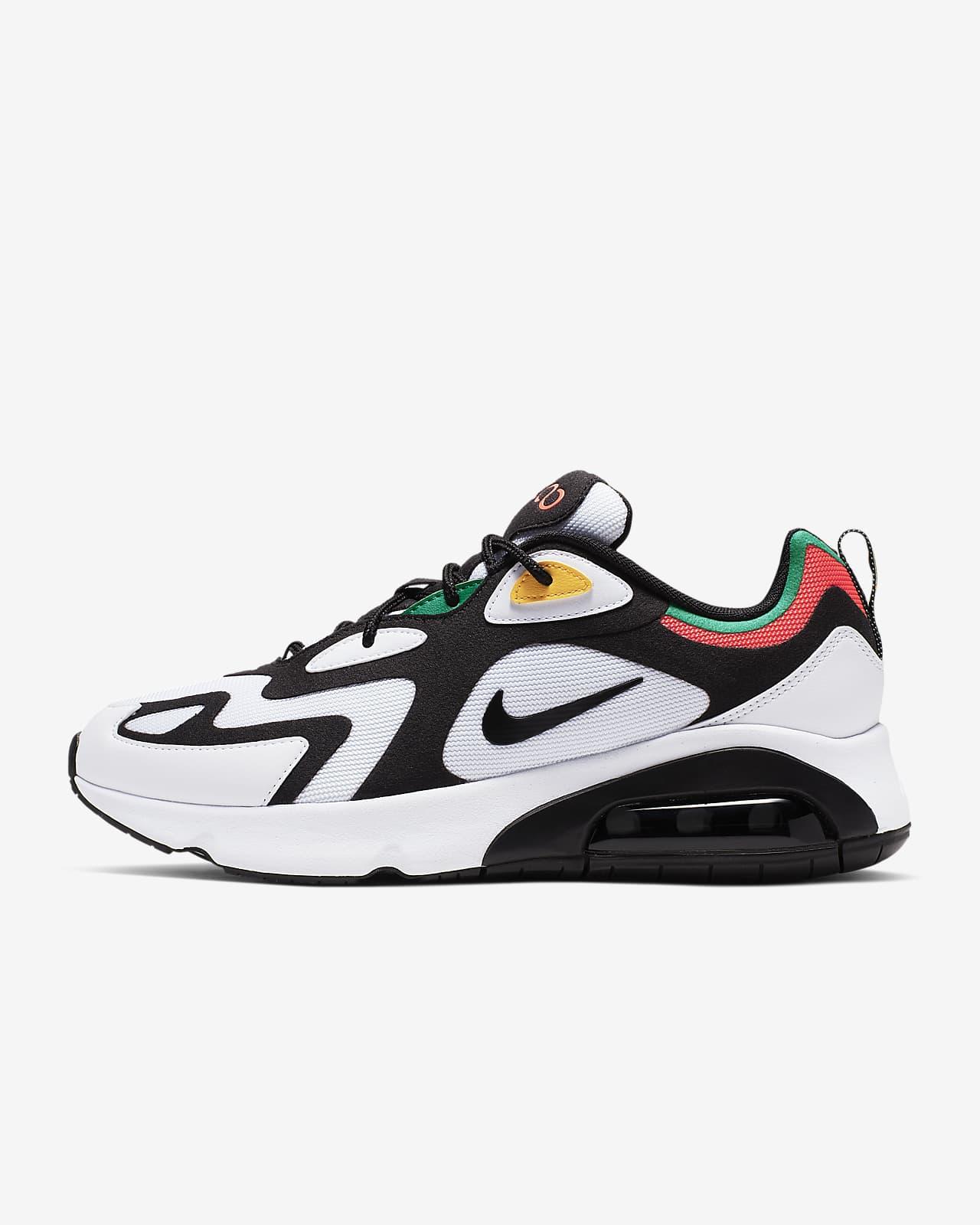 รองเท้าผู้ชาย Nike Air Max 200 (2000 World Stage)