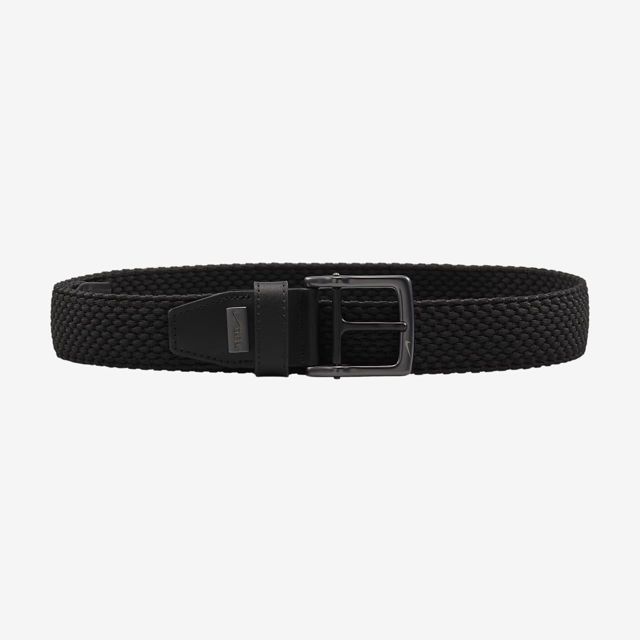 Cinturón de golf para hombre Nike Stretch Woven