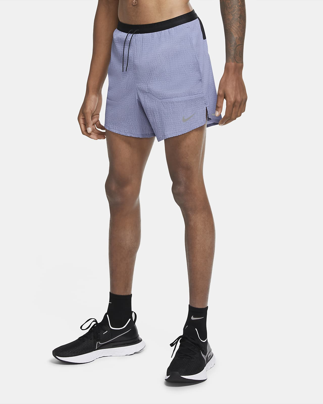 Shorts de running para hombre Nike Flex Stride Run Division