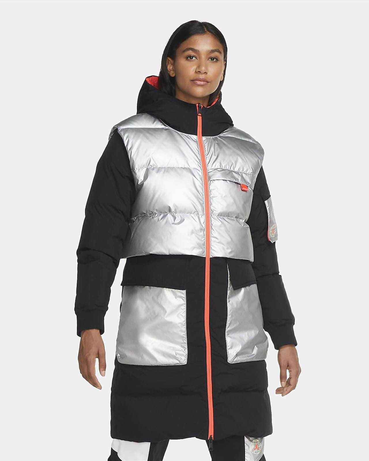 Parka en duvet Jordan Winter Utility pour Femme