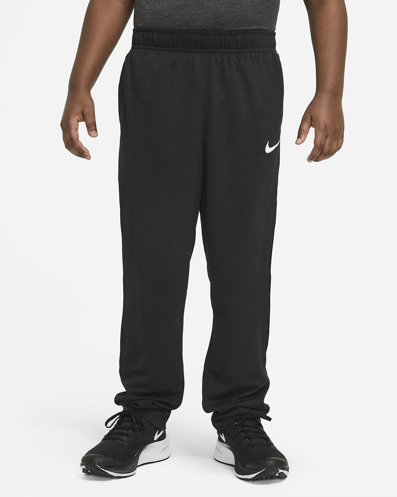 Pantalones de entrenamiento para niños talla grande Nike Sport (talla extendida)