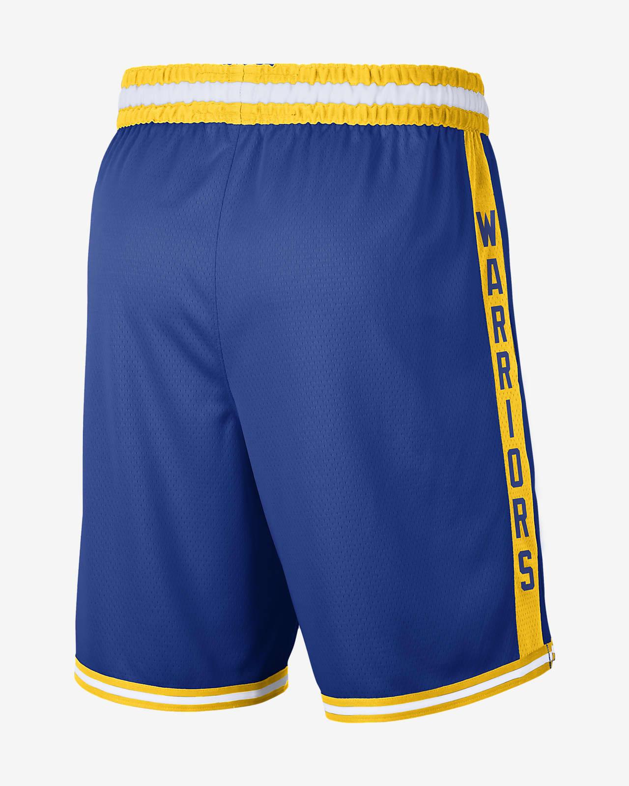 Shorts Nike Nba Swingman Para Hombre De Los Golden State Warriors Classic Edition 2020 Nike Cl