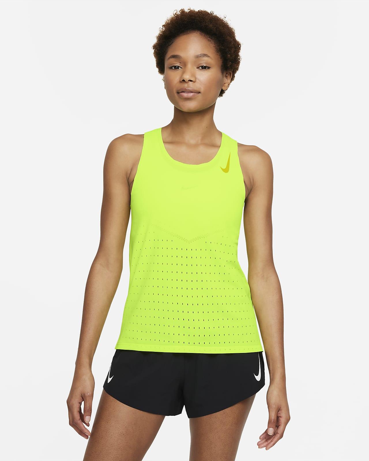 Γυναικεία φανέλα για τρέξιμο Nike AeroSwift