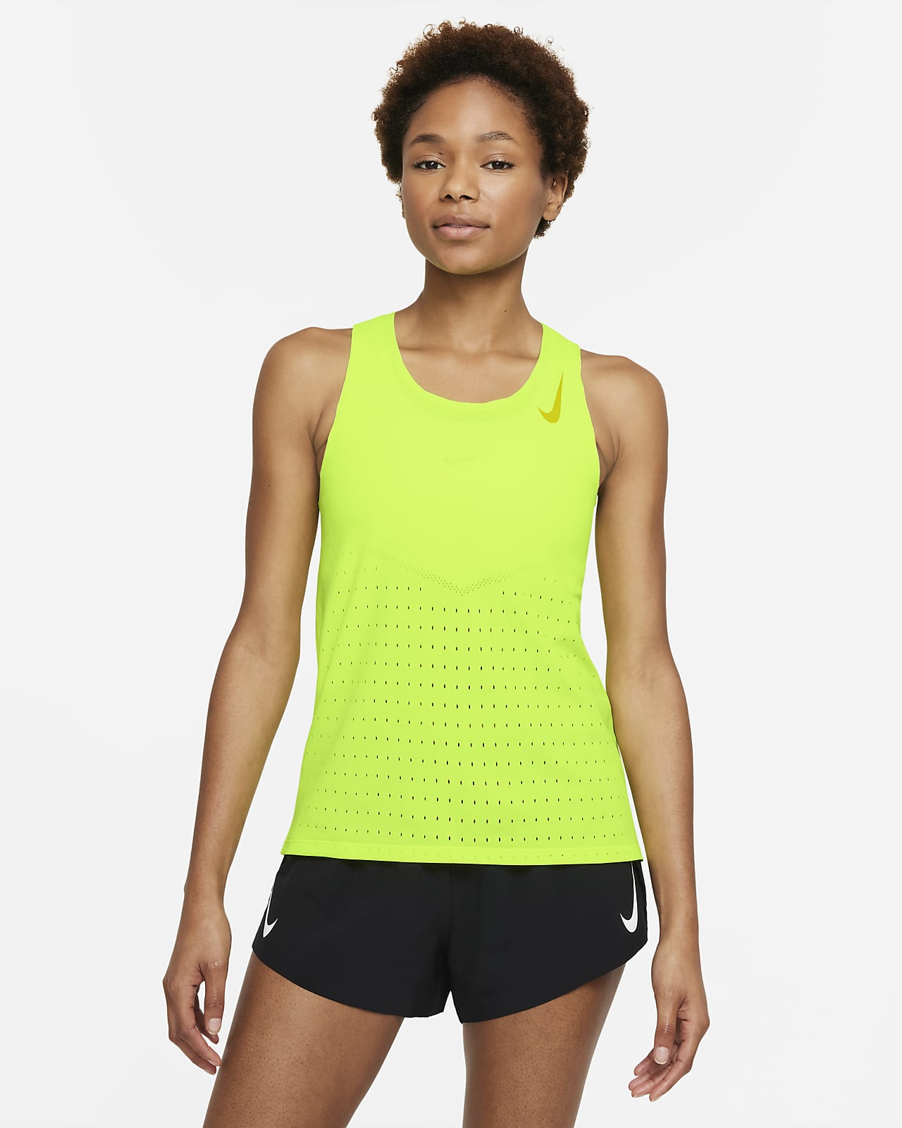 Haut de running Nike AeroSwift pour Femme