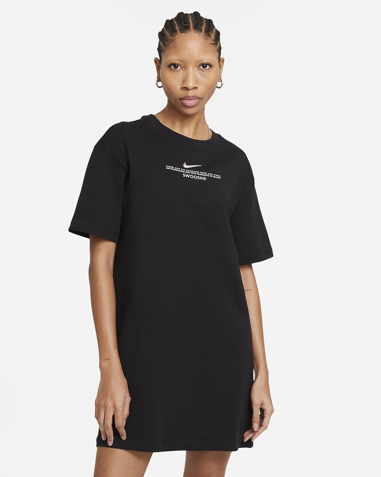 Nike Sportswear Swoosh 女子连衣裙